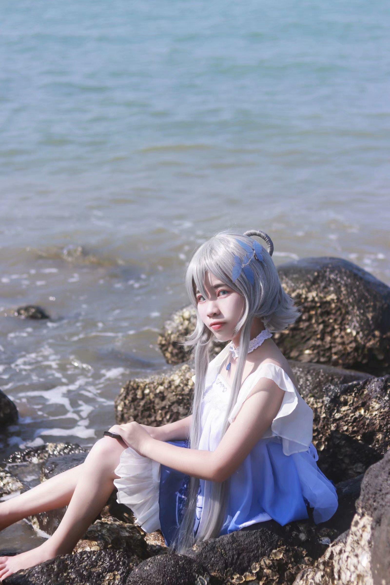 美女cosplay【CN:墨月月月】-第3张