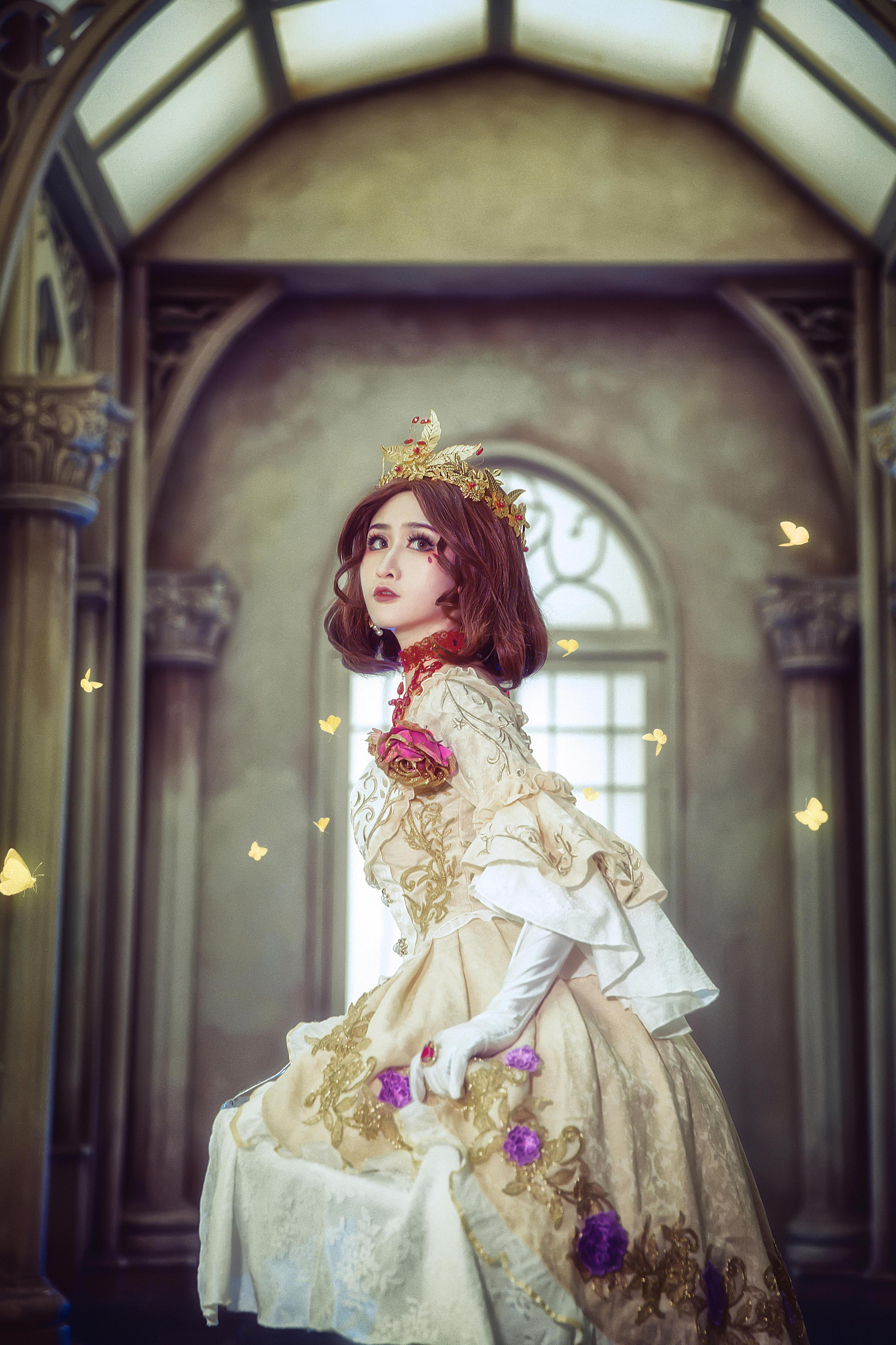 《第五人格》正片cosplay【CN:绫濑娴】-第4张