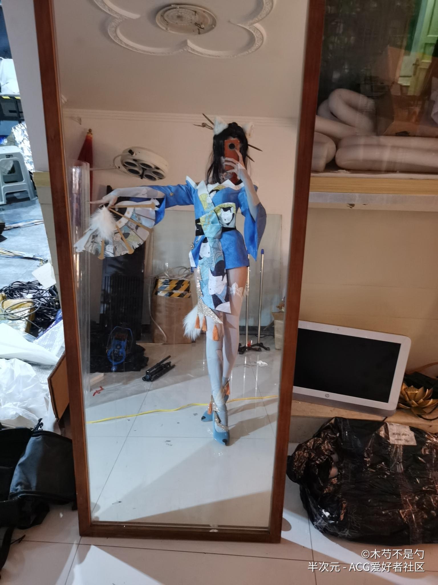 挑战cosplay【CN:爱耶啵吖~】-第2张