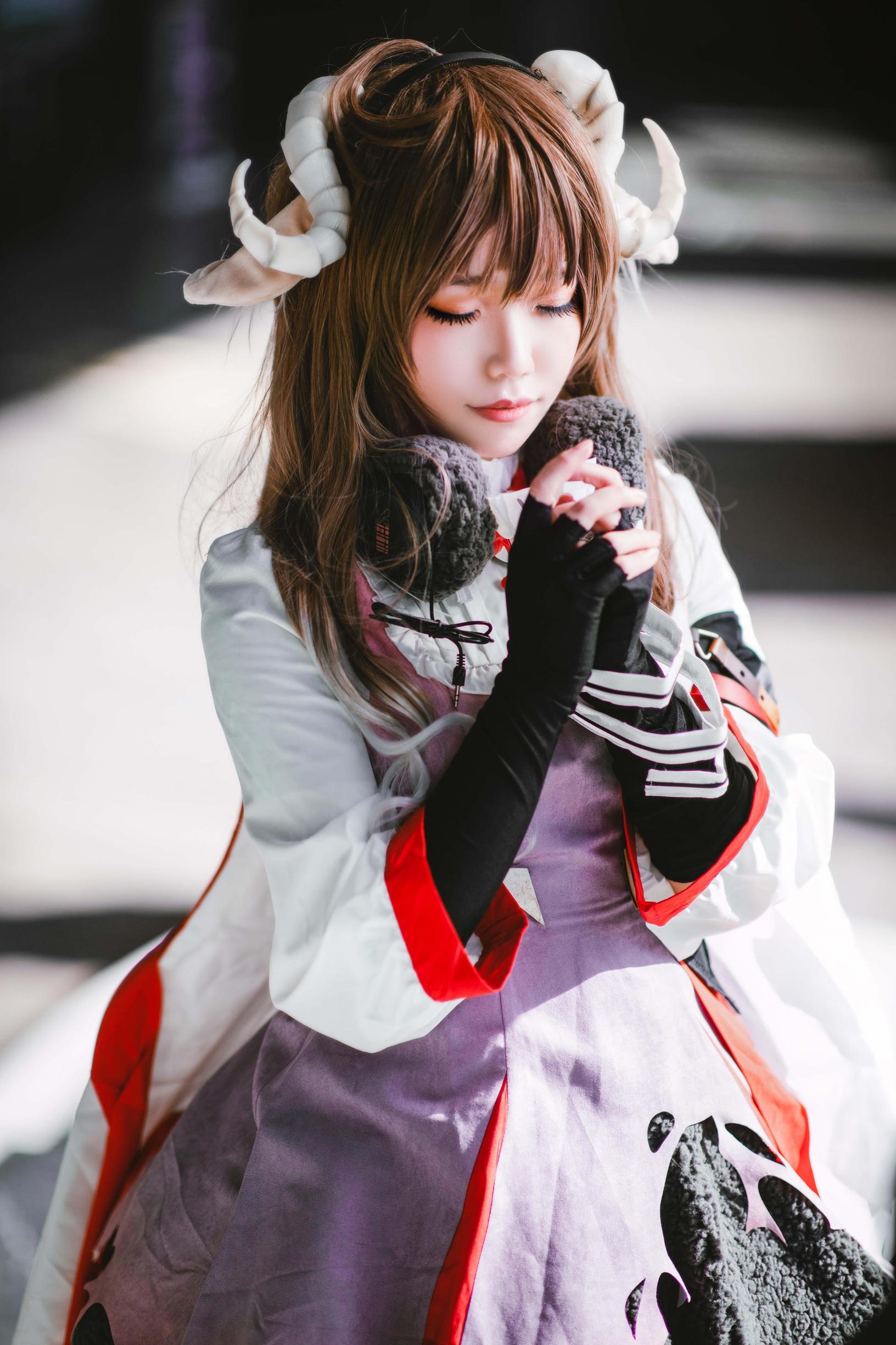 《明日方舟》漫展cosplay【CN:七月流火xx】-第7张