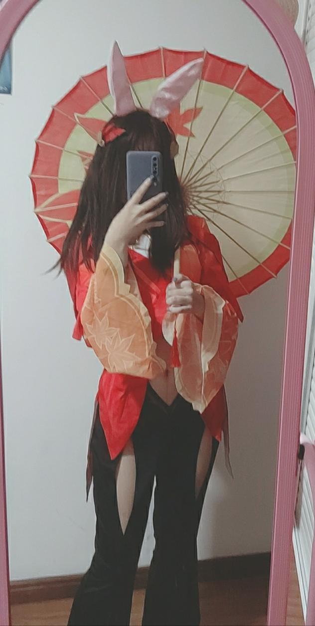 《王者荣耀》游戏cosplay【CN:元气少女小熊】-第6张