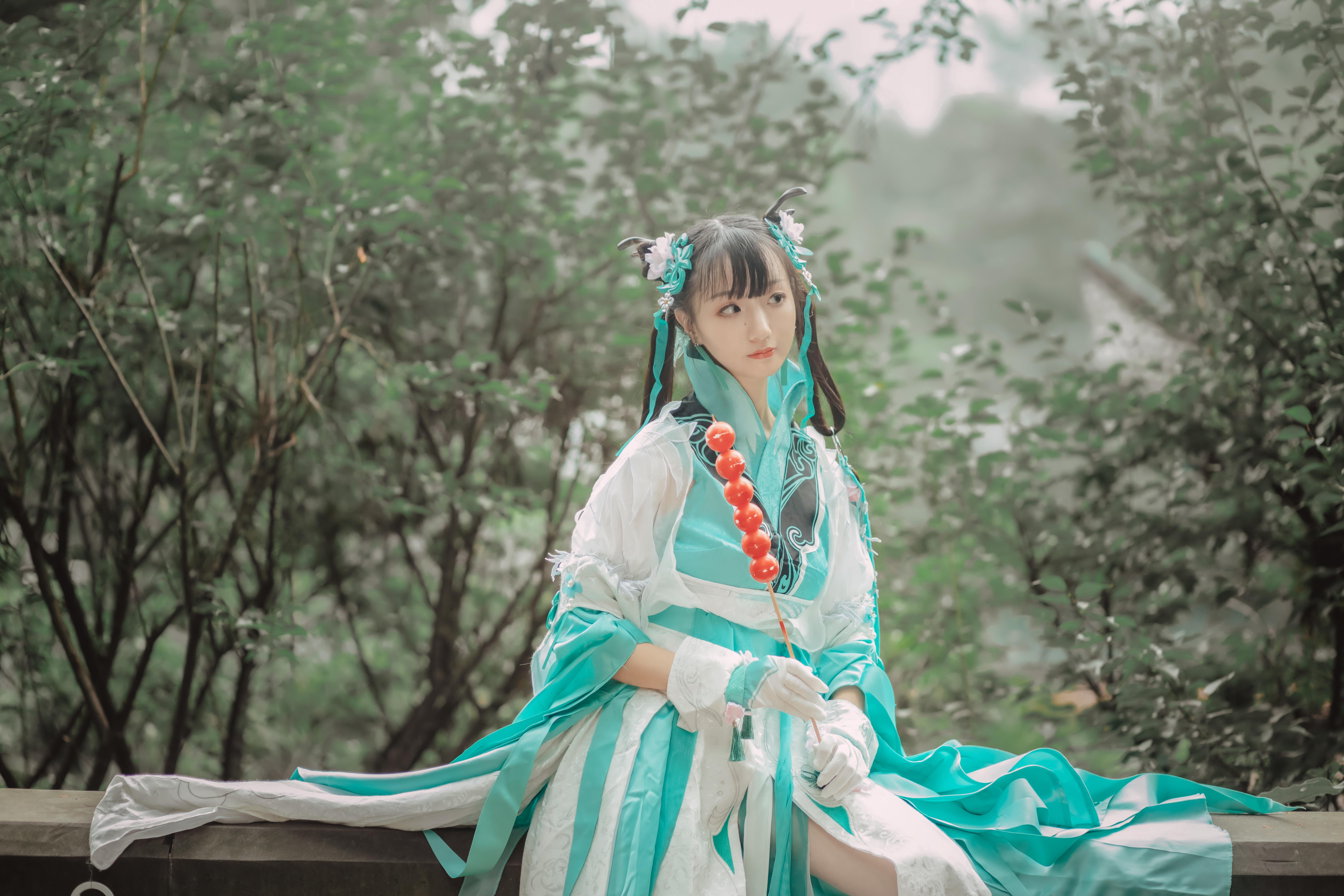 《剑侠情缘网络版叁》剑三cosplay【CN:青锦天下】-第2张