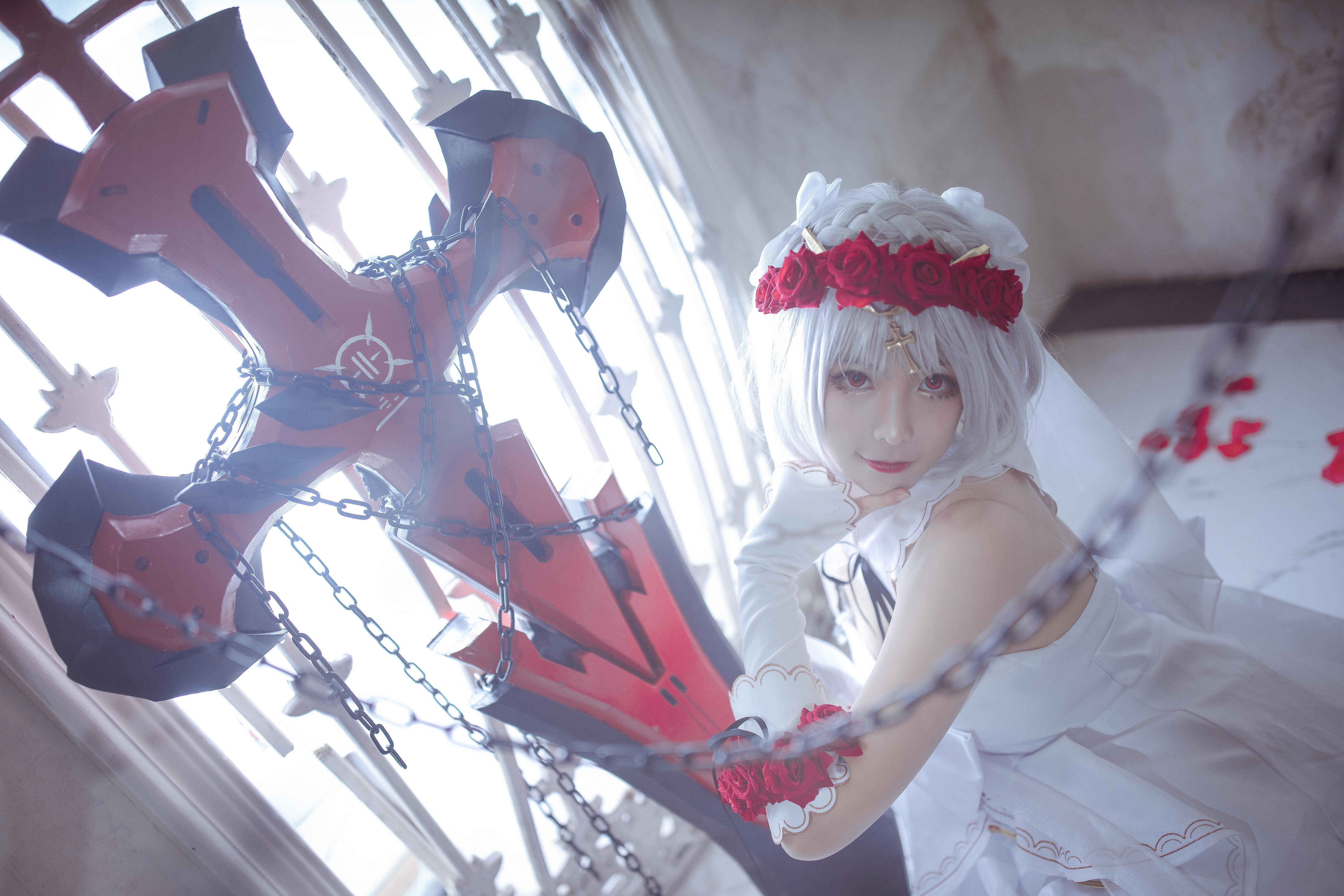 《崩坏学园》正片cosplay【CN:樱岛嗷一】-第5张