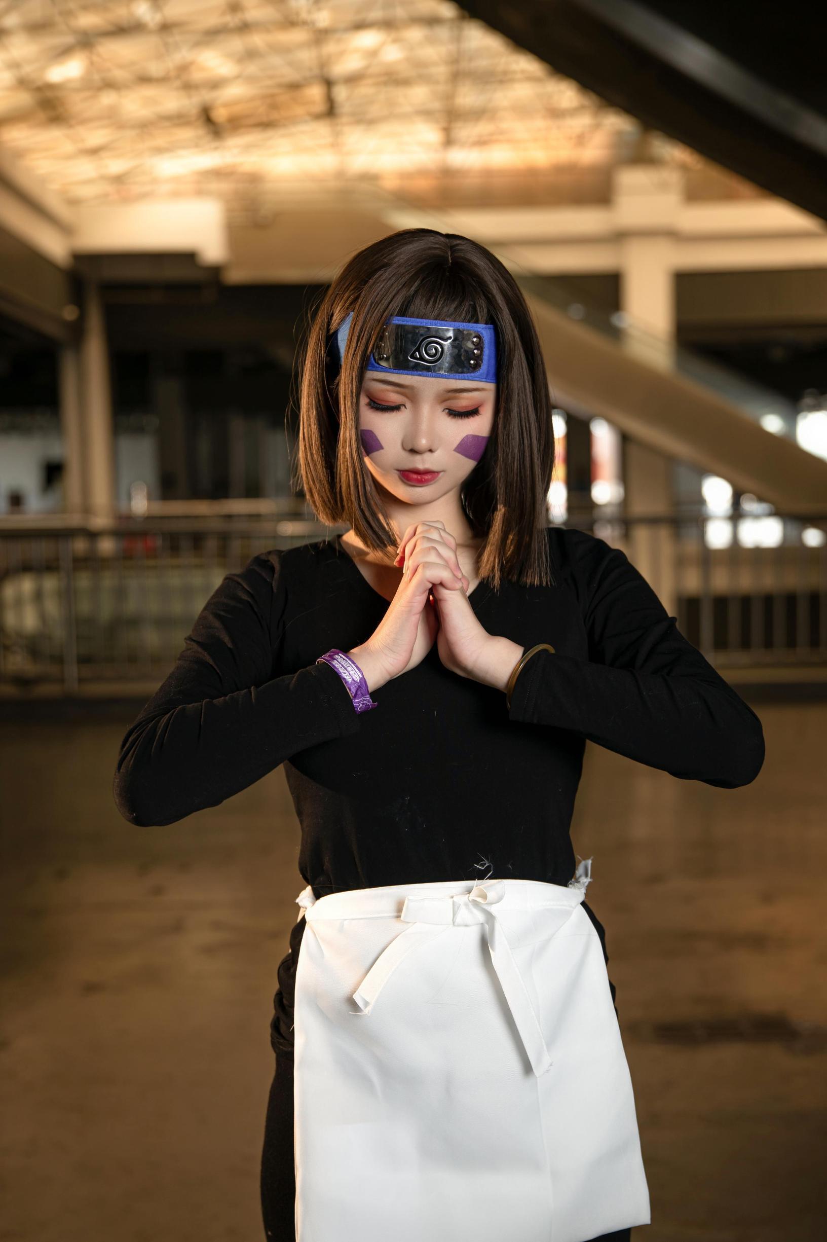 《火影忍者》漫展cosplay【CN:我想换个昵称咋老不过审】-第4张