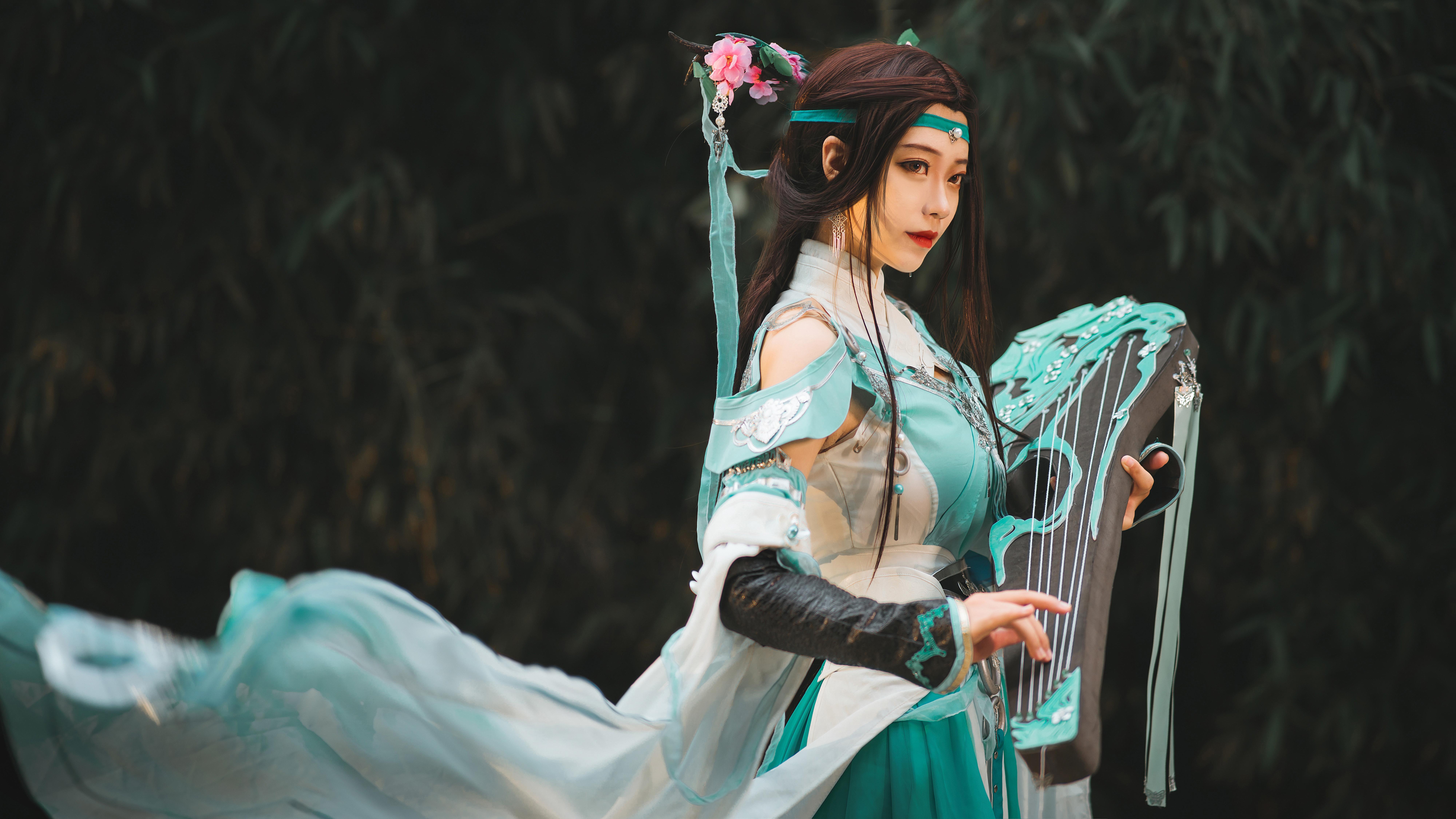 《剑侠情缘网络版叁》正片cosplay【CN:三三Senseii】-第11张