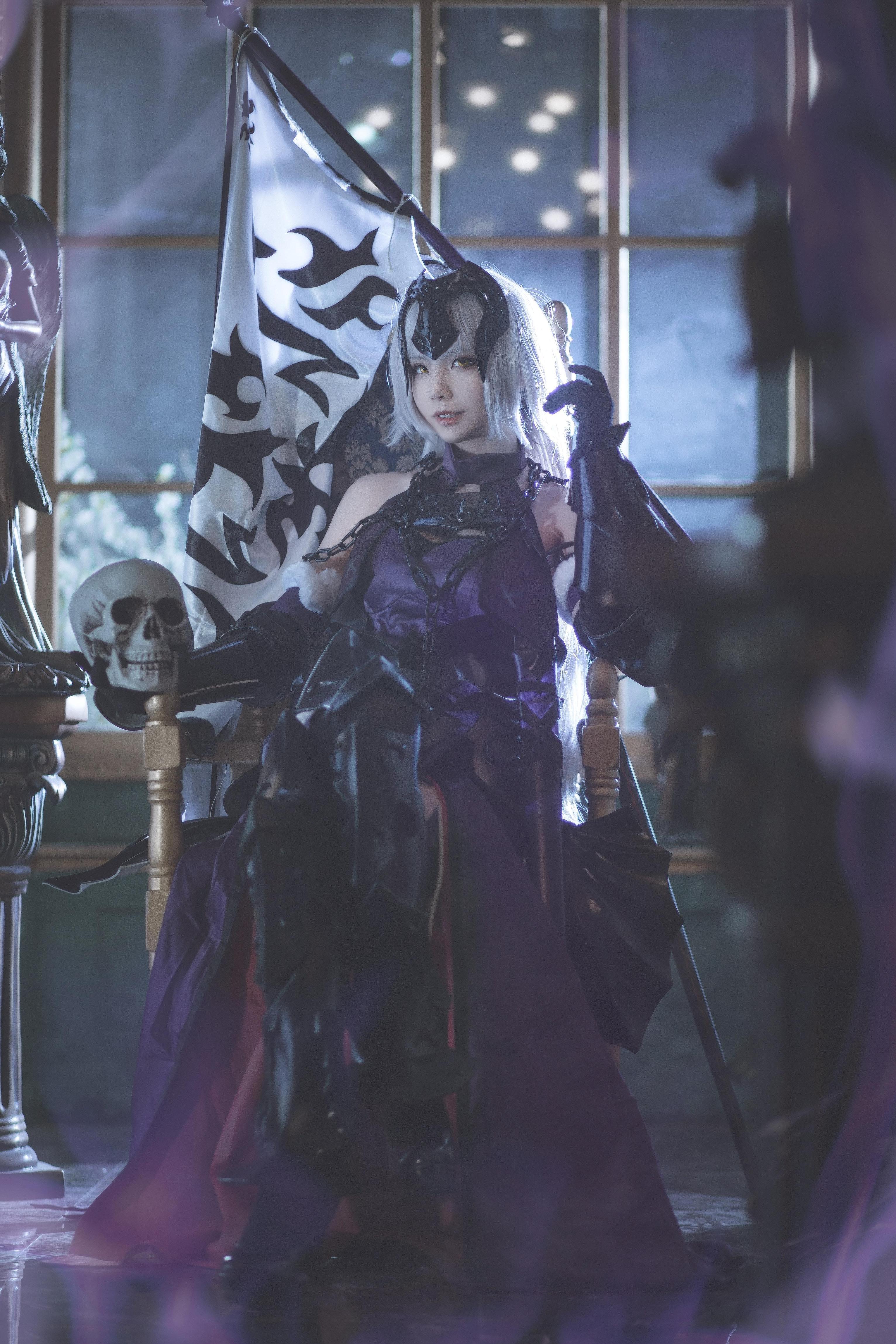 《FATE/GRAND ORDER》正片cosplay【CN:一粒榛子-】-第1张