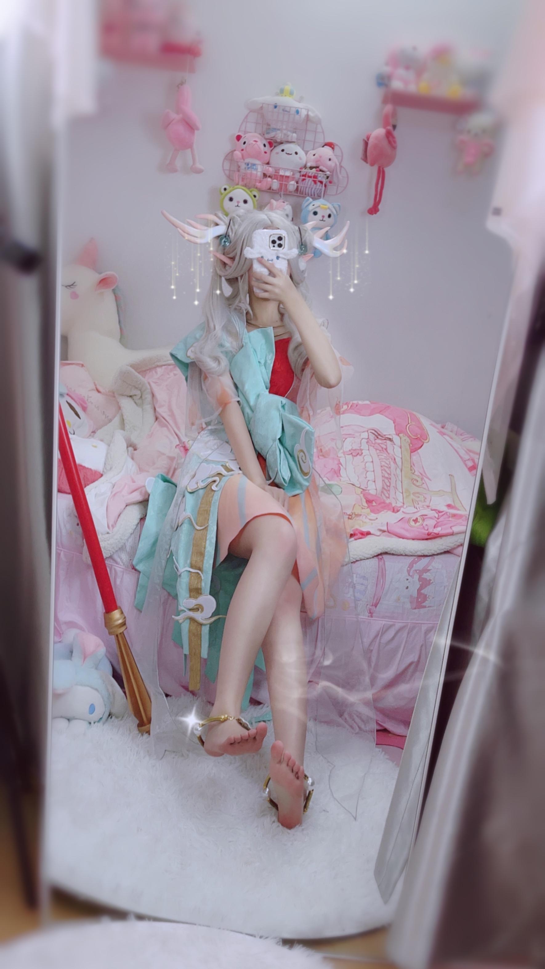 《王者荣耀》半次元cosplay【CN:美少女戰士】-第4张