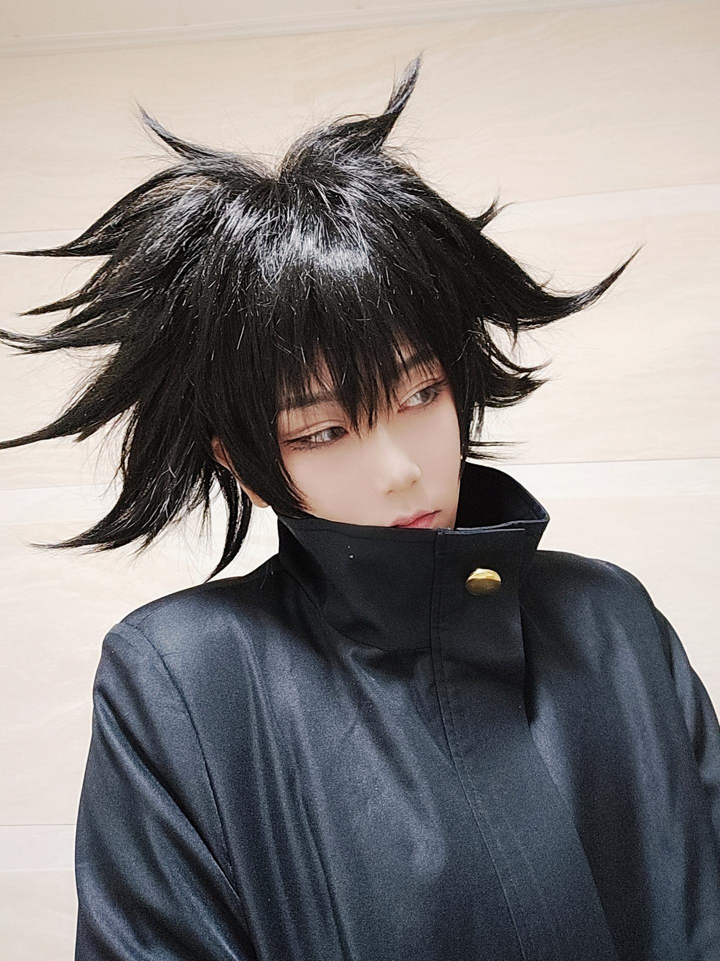 《咒术回战》挑战cosplay【CN:kira雨轩】-第4张
