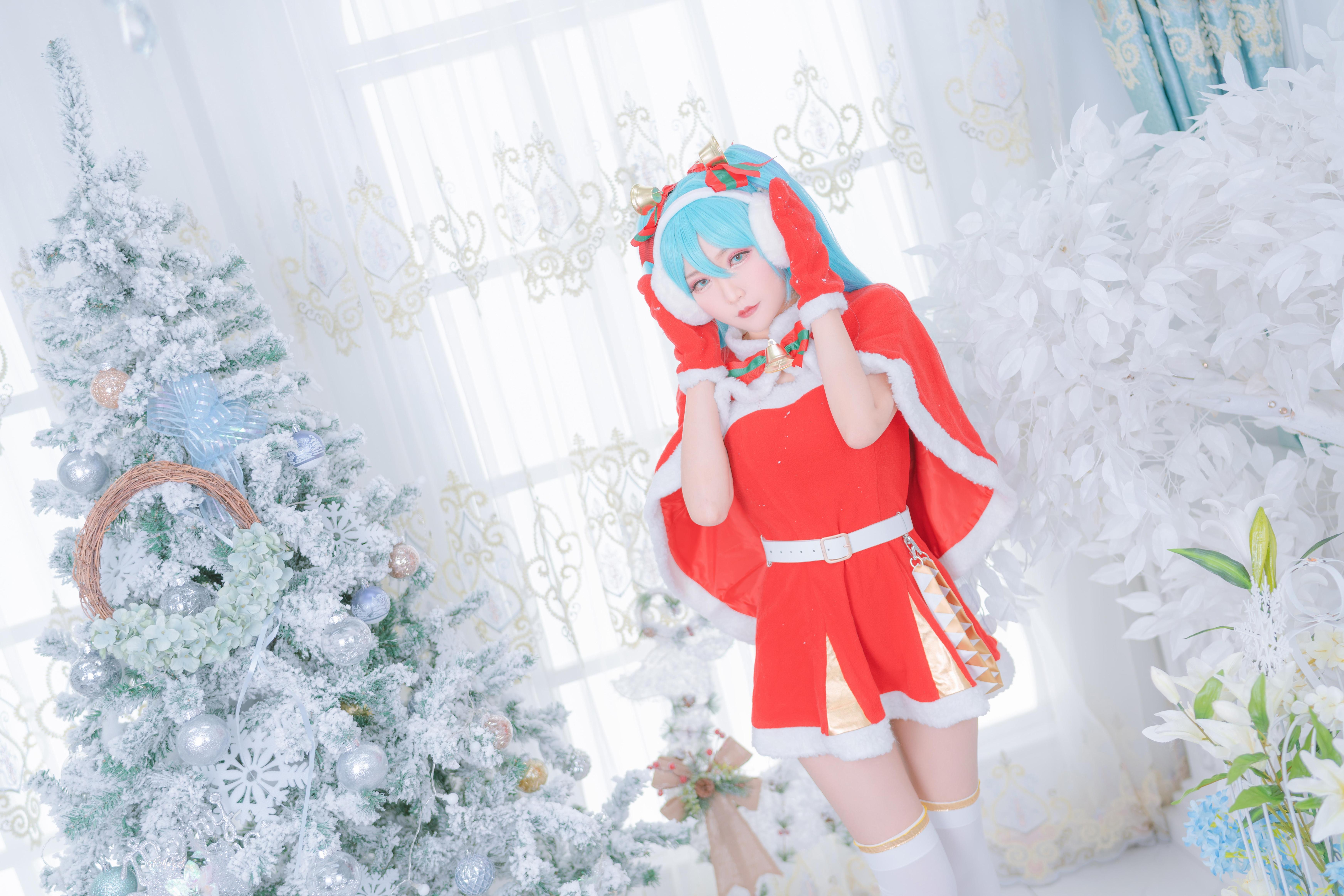 正片cosplay【CN:楼银】-第1张