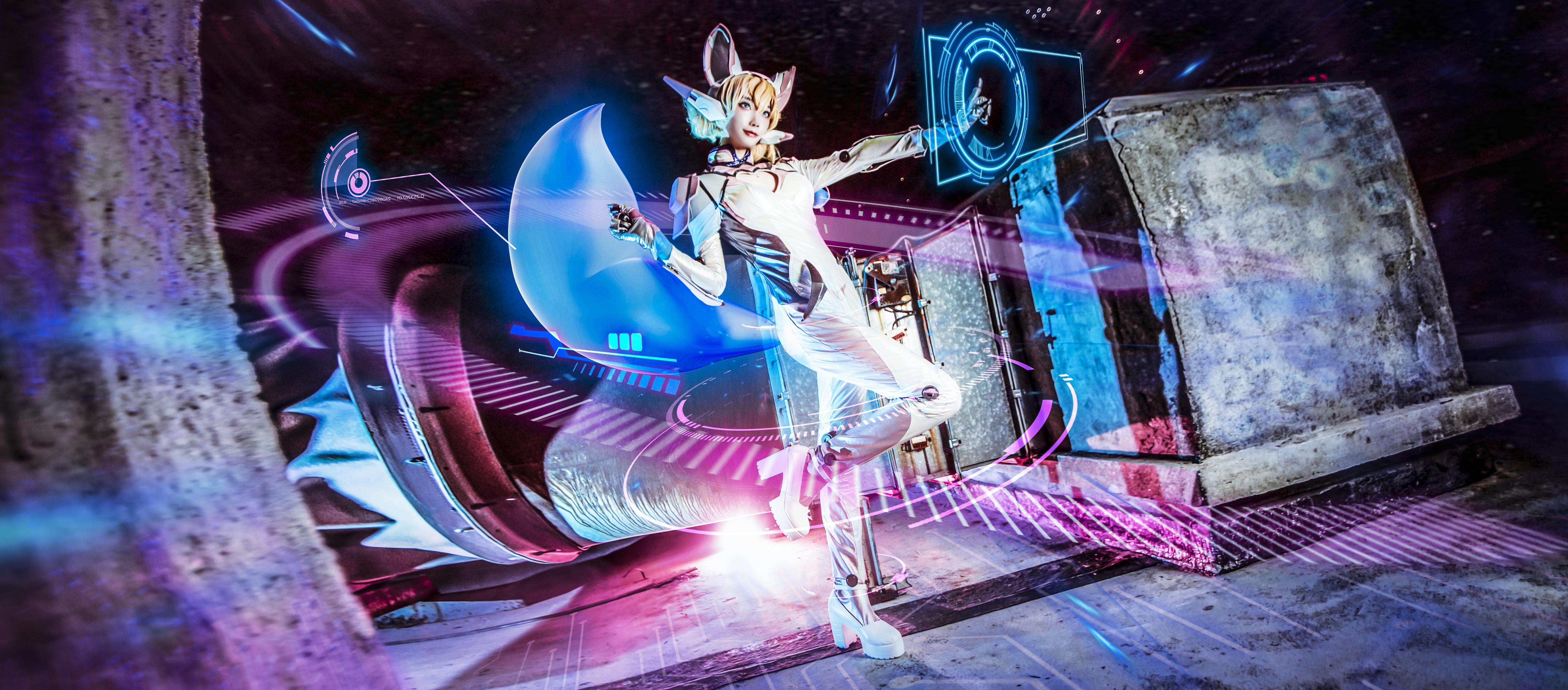 《王者荣耀》游戏cosplay【CN:哪个儿子需要治疗】-第6张