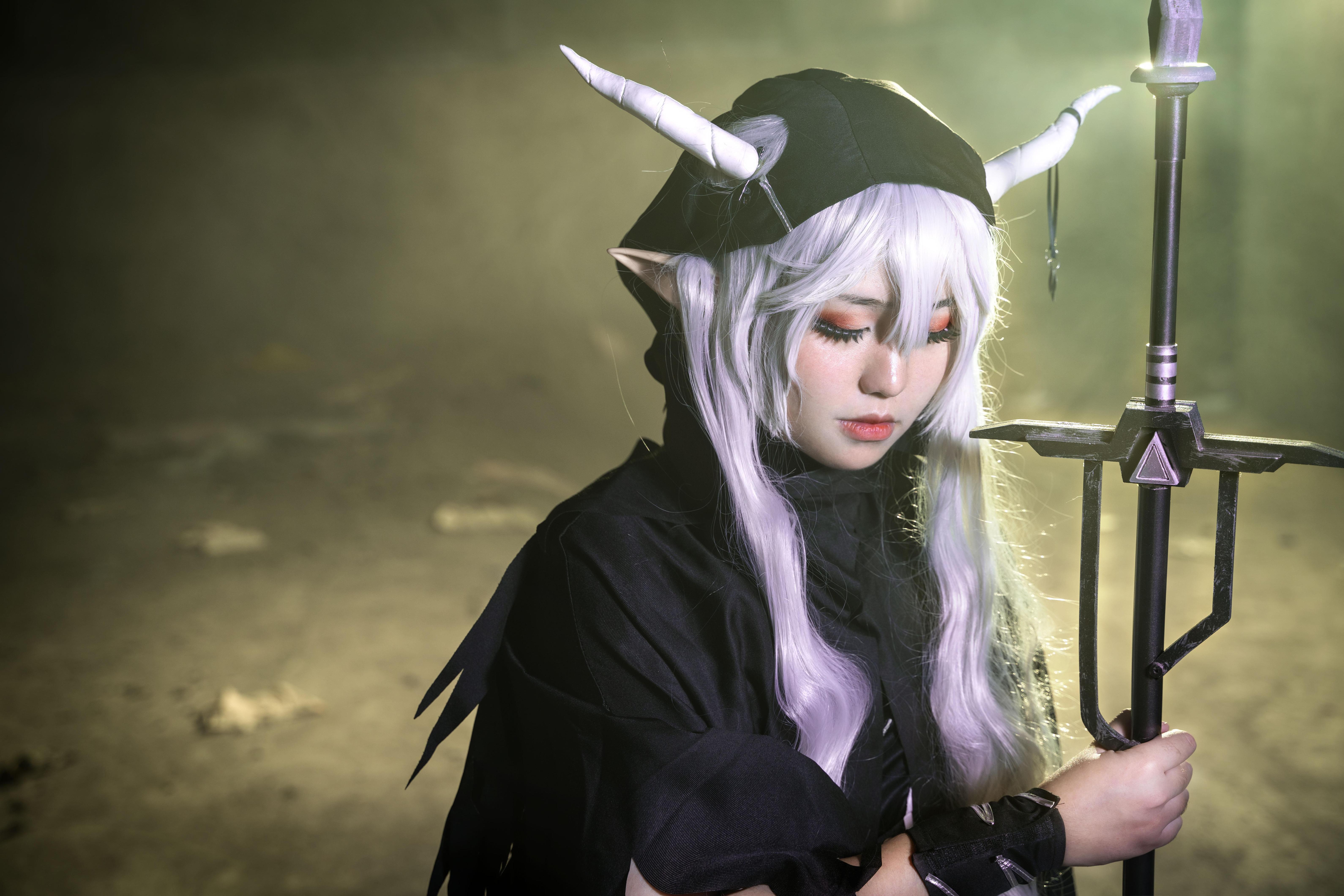 《明日方舟》正片cosplay【CN:离鸢三岁半】-第7张