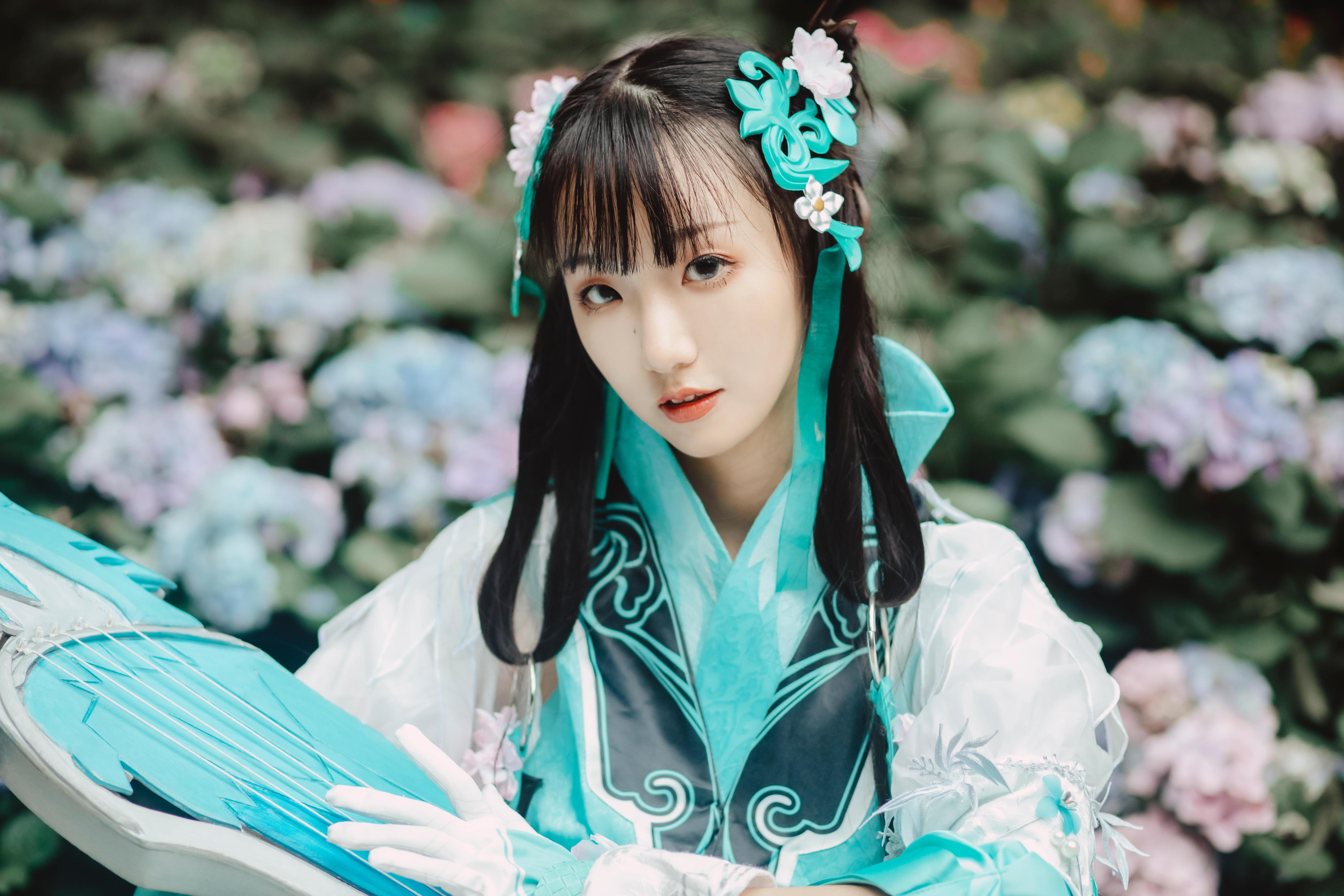 《剑侠情缘网络版叁》剑三cosplay【CN:青锦天下】-第4张