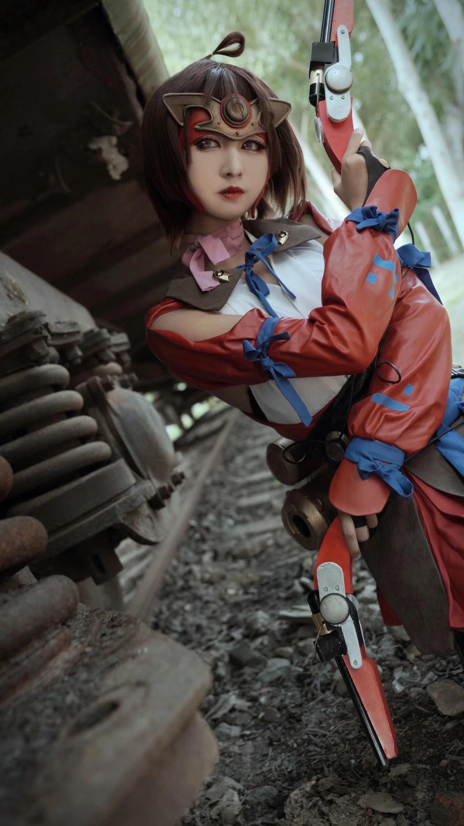 正片cosplay【CN:七月啊】-第8张