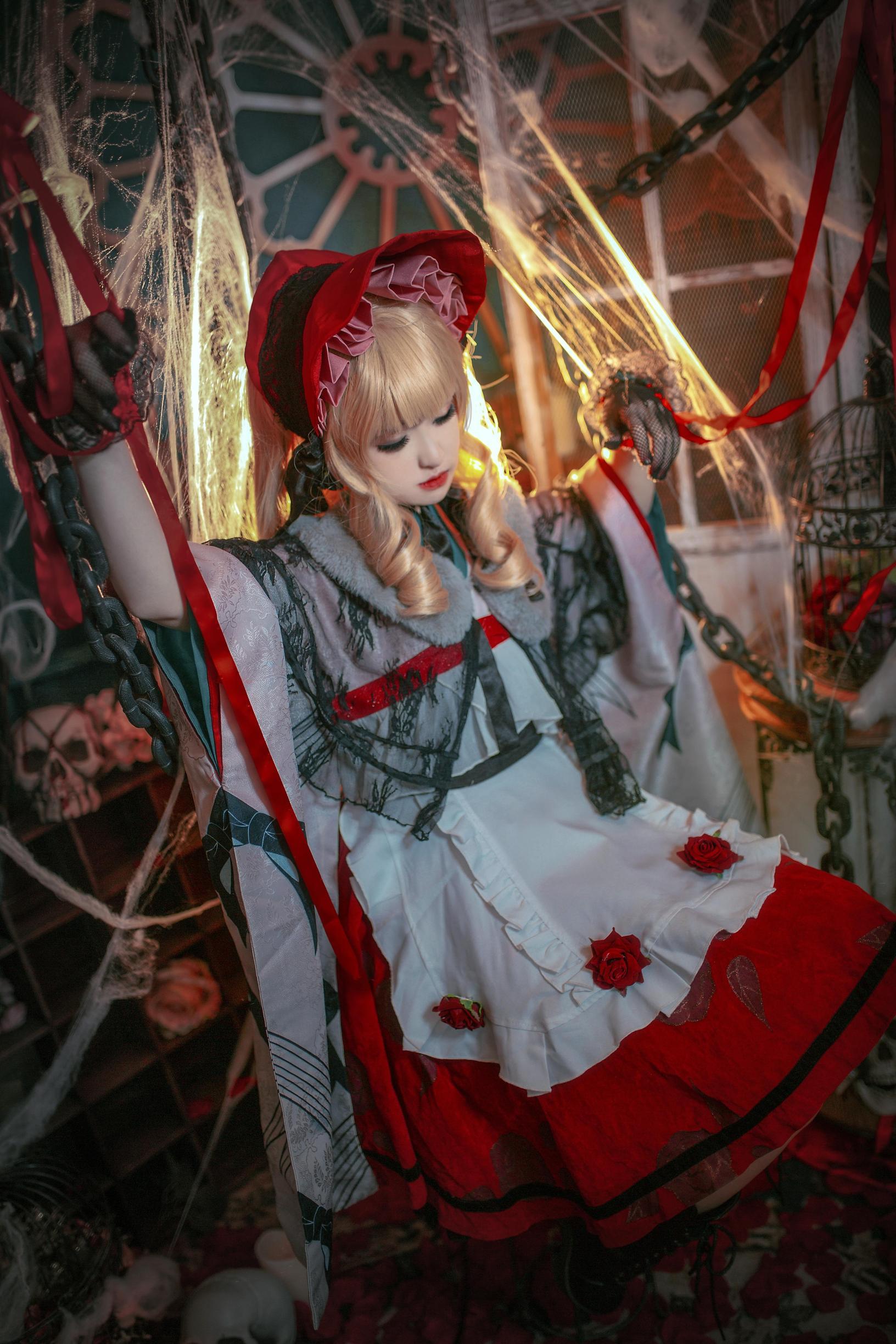 《蔷薇少女》正片cosplay【CN:柠檬子Remonko】-第8张