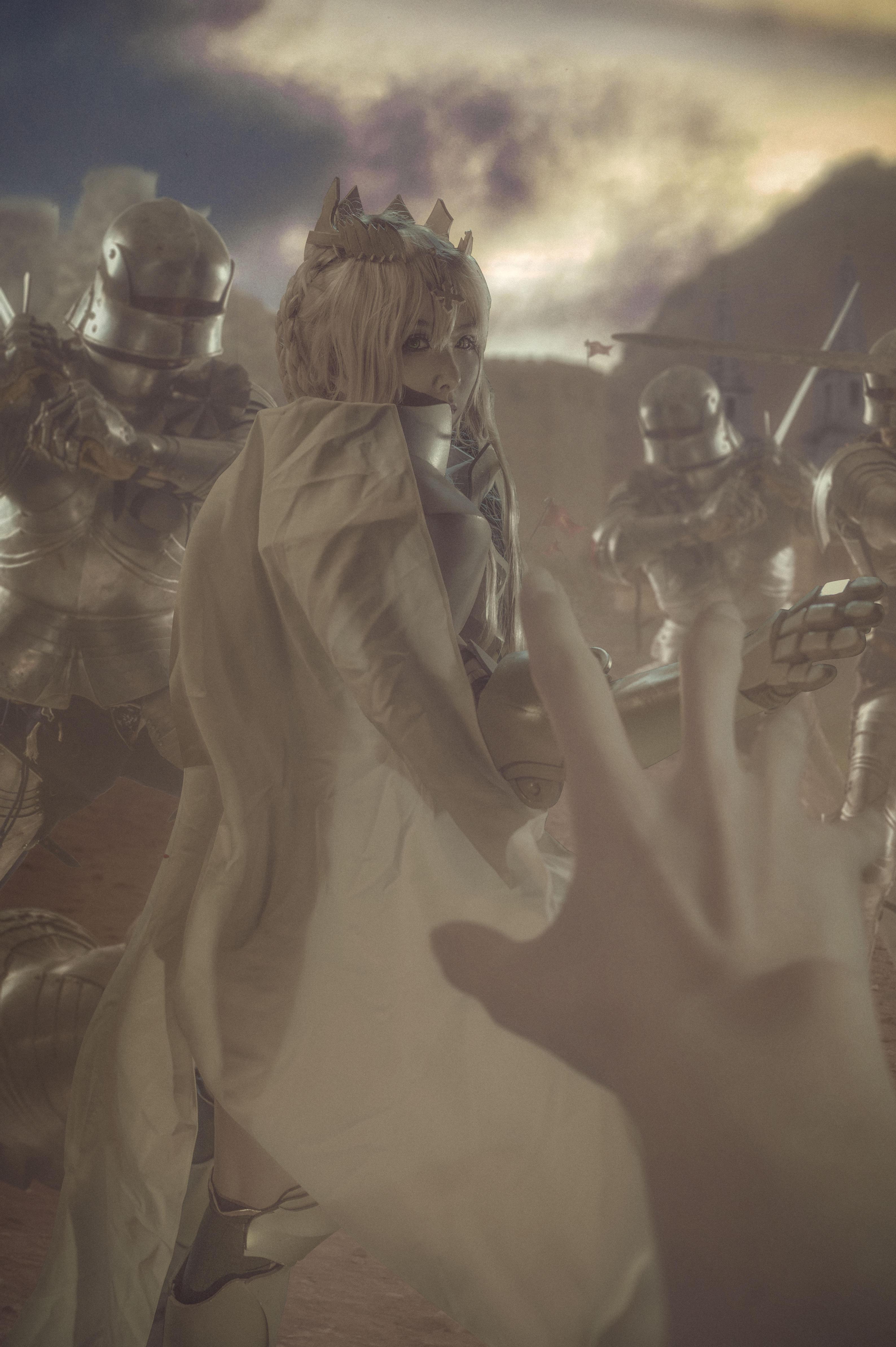 《FATE/ZERO》正片cosplay【CN:艾斯诺提伽】-第9张