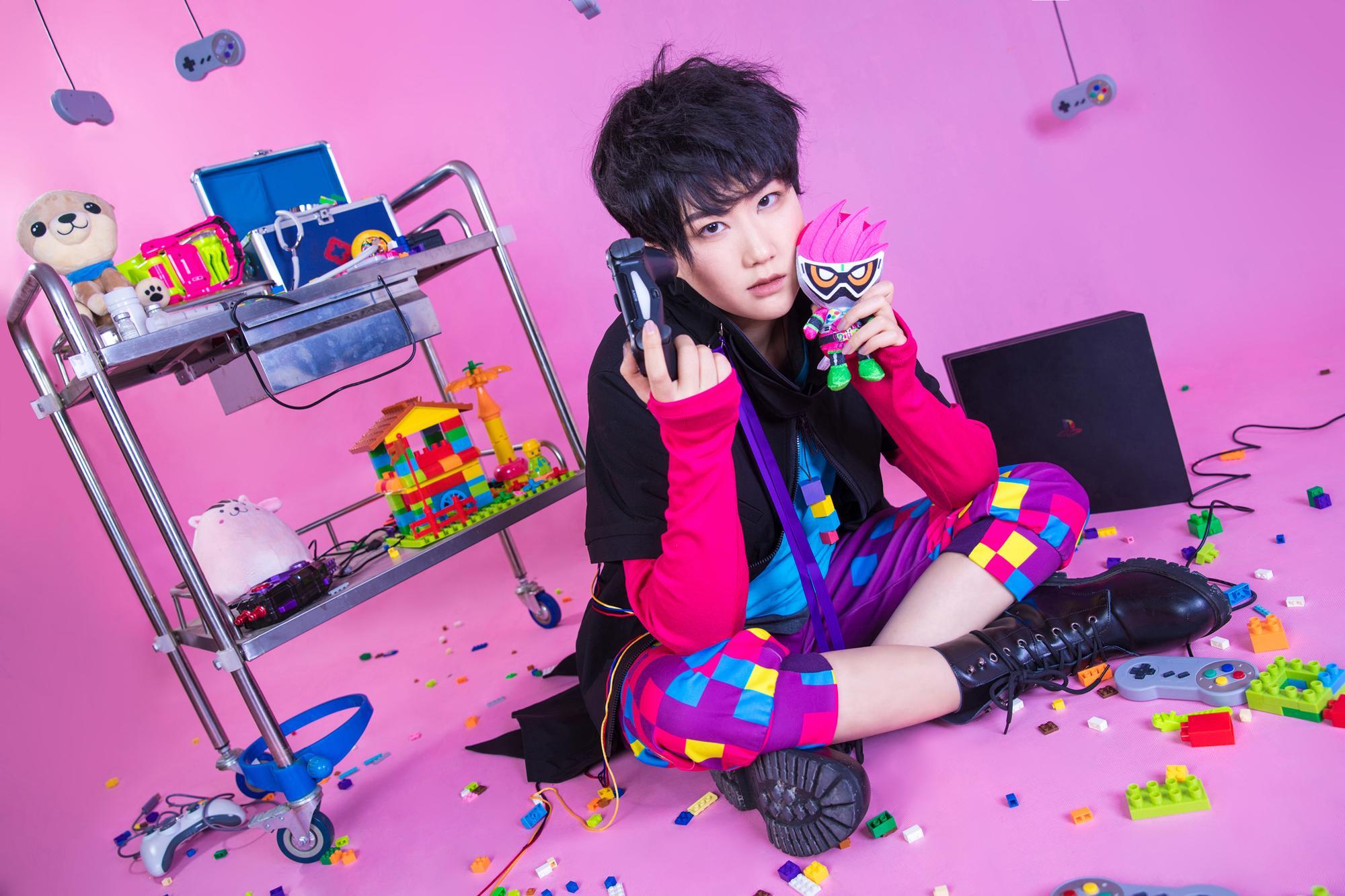 《假面骑士EX-AID》正片cosplay【CN:豆包Yunami】-第11张