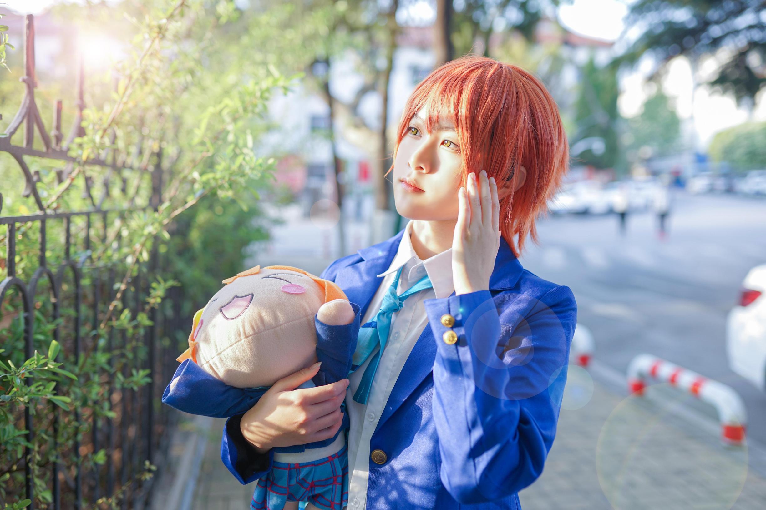 《LOVE LIVE!》正片cosplay【CN:_李笑颜Lee】-第3张