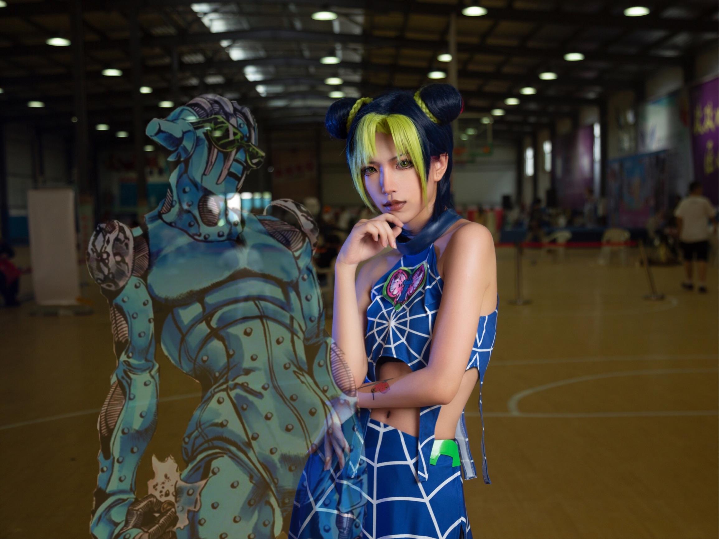《JOJO的奇妙冒险》总结cosplay【CN:妙语连珠珠珠珠】-第5张