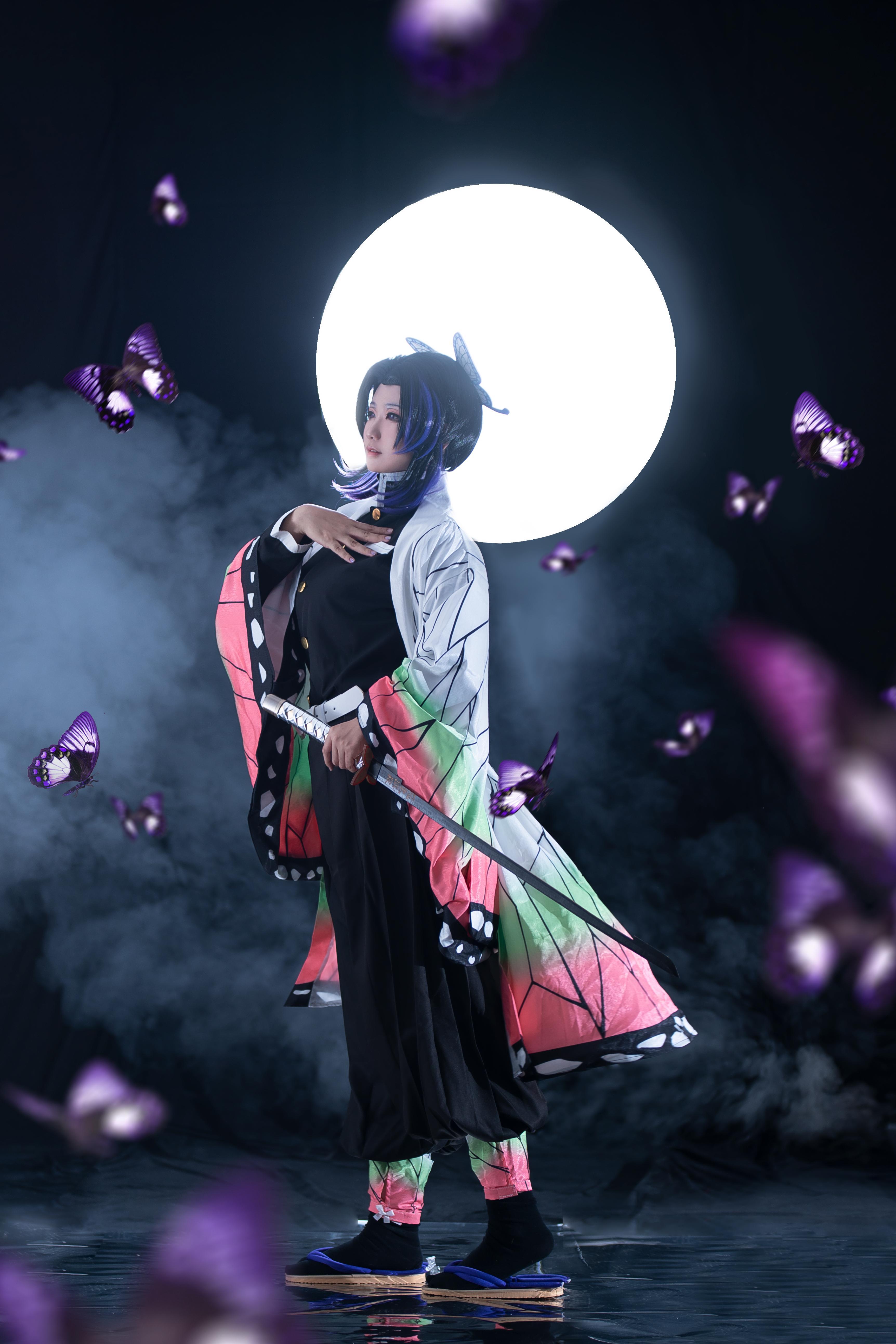 《鬼灭之刃》总结cosplay【CN:w墨希w】-第4张
