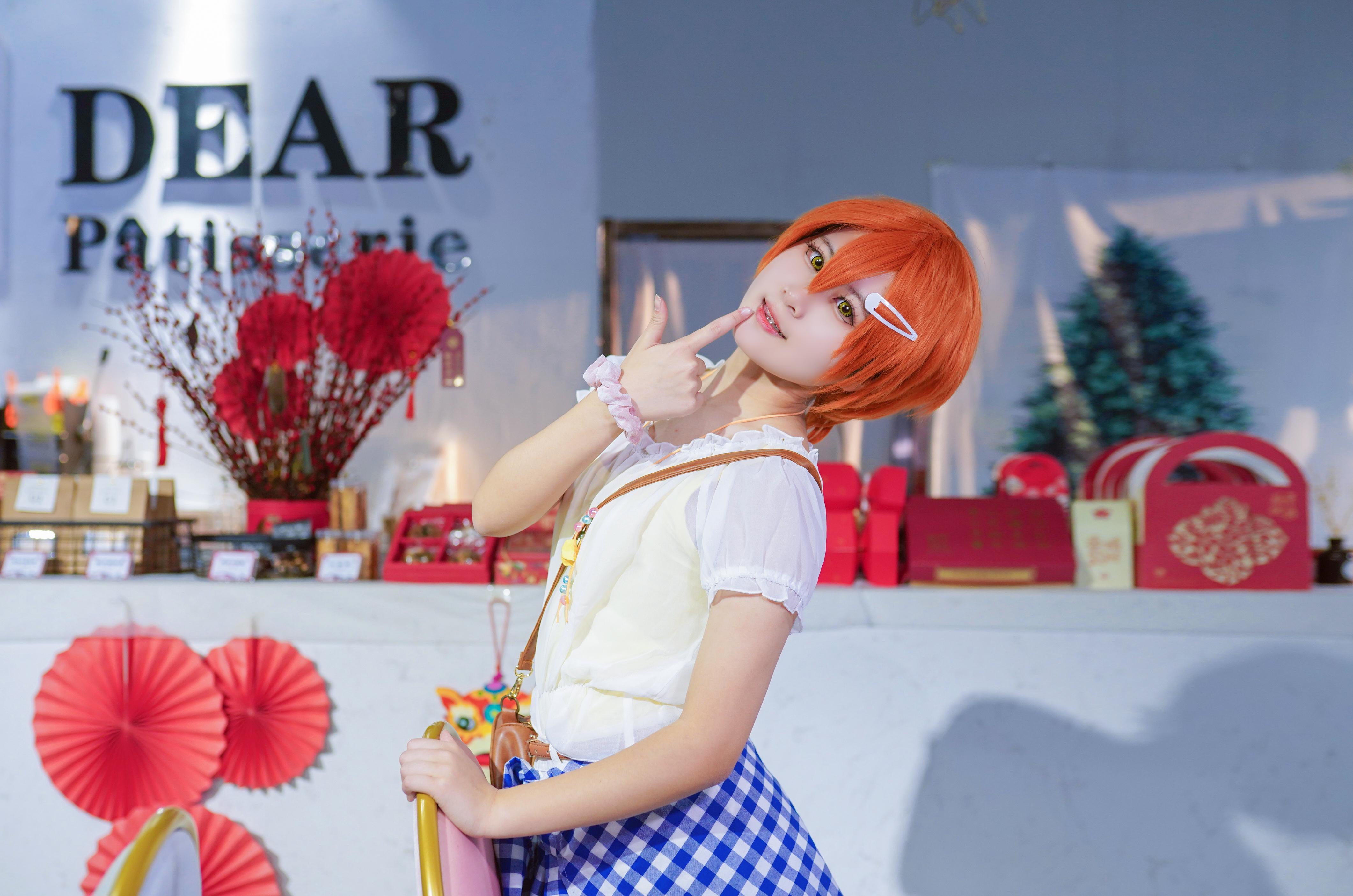 《LOVE LIVE!》少女cosplay【CN:_李笑颜Lee】-第6张