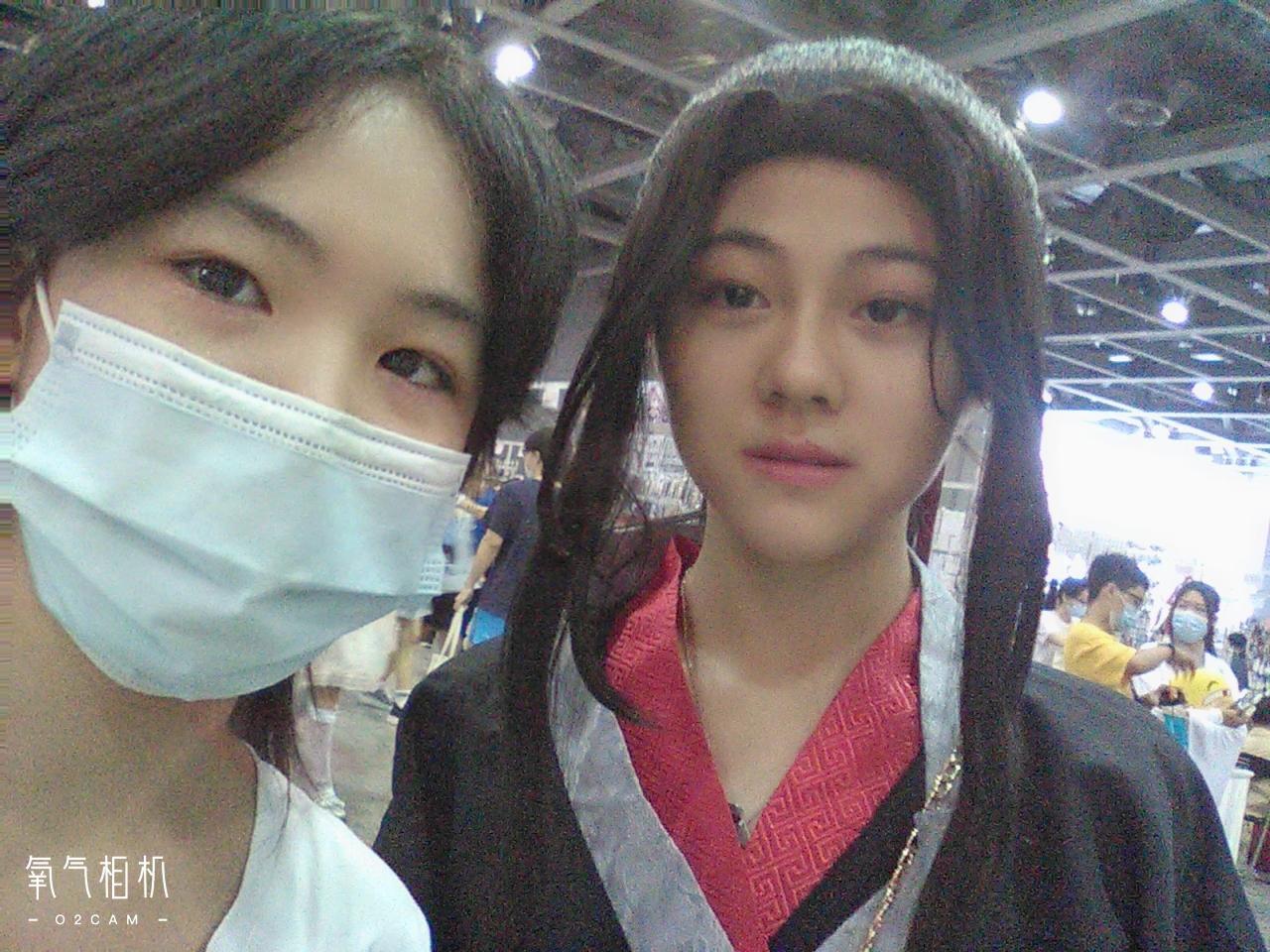 广州漫展cosplay【CN:羽九_kiki】-第17张