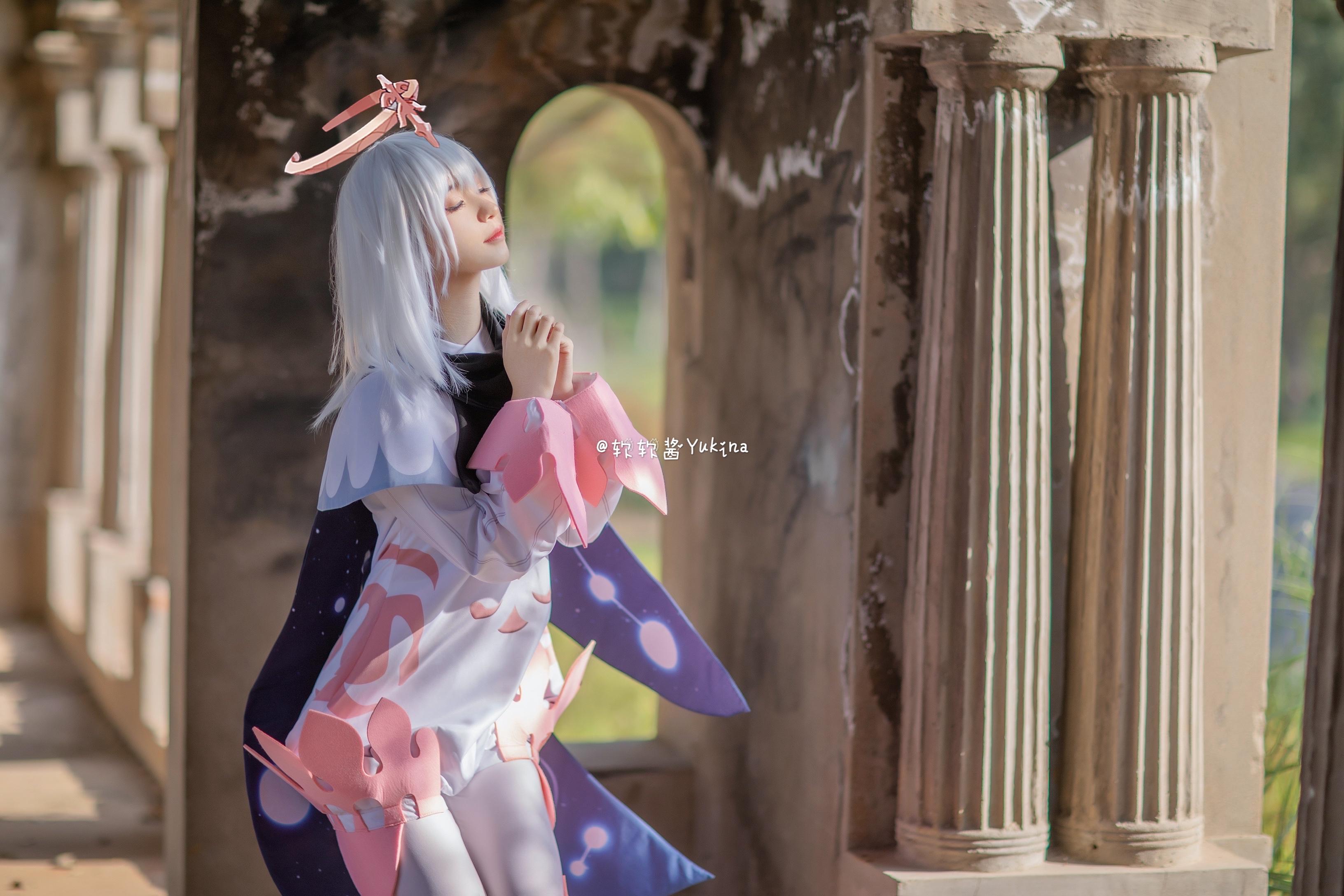 《原神》游戏cosplay【CN:软软酱Yukina】-第6张
