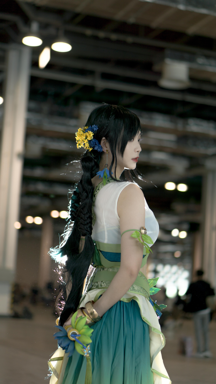 《古剑奇谭二》漫展cosplay【CN:阿聿空空_Aoi】-第3张
