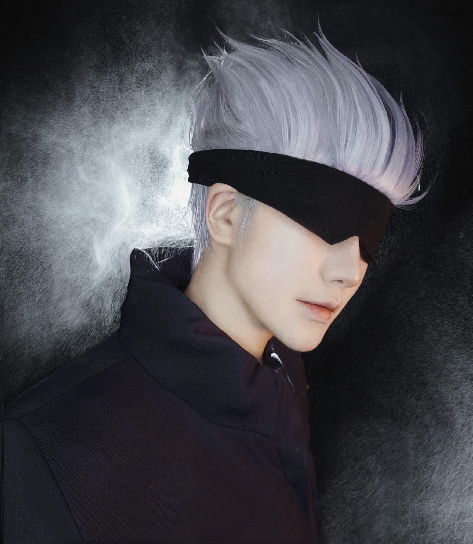 《咒术回战》未岚RANcosplay-第1张
