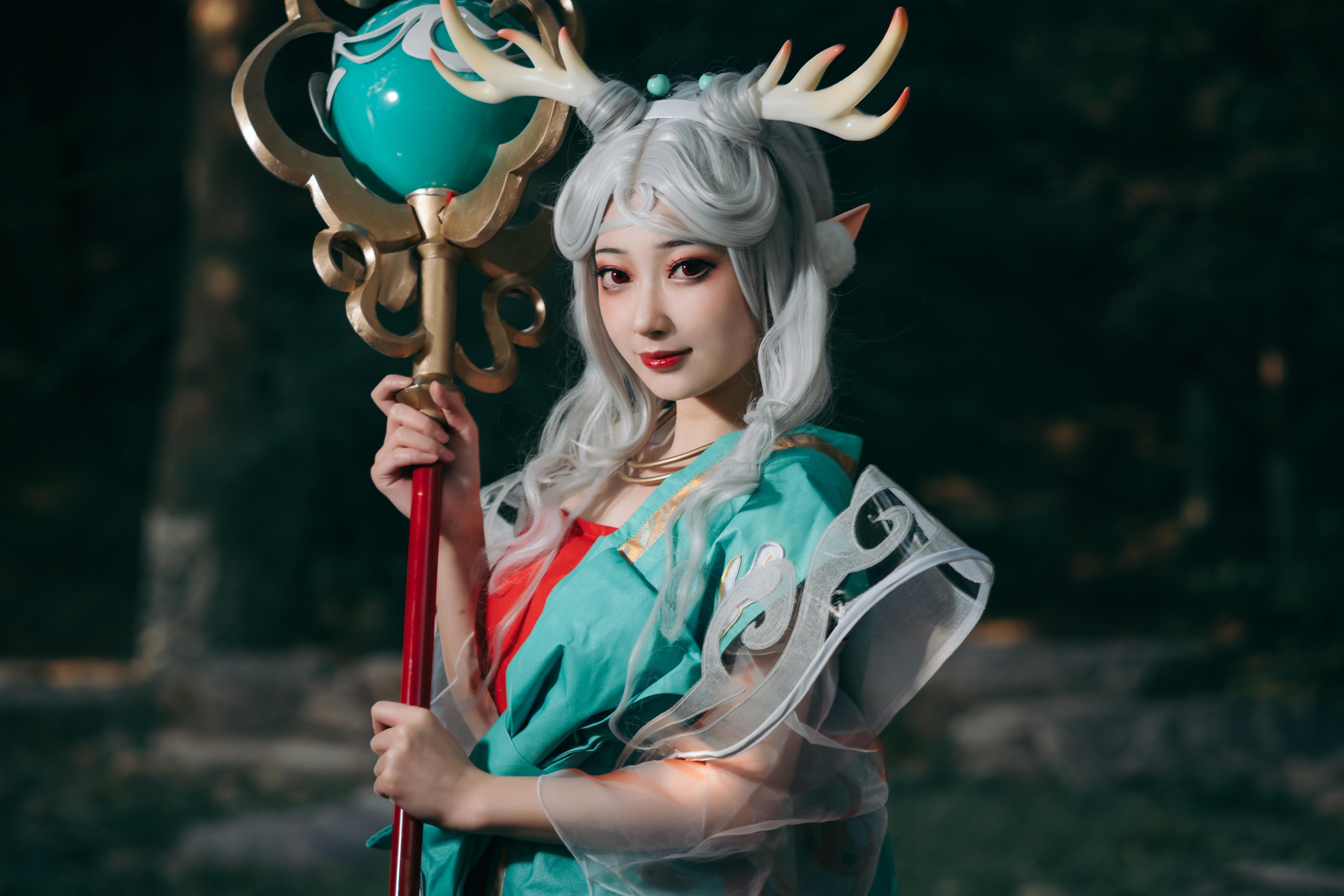 《王者荣耀》正片cosplay【CN:桃墨】-第5张