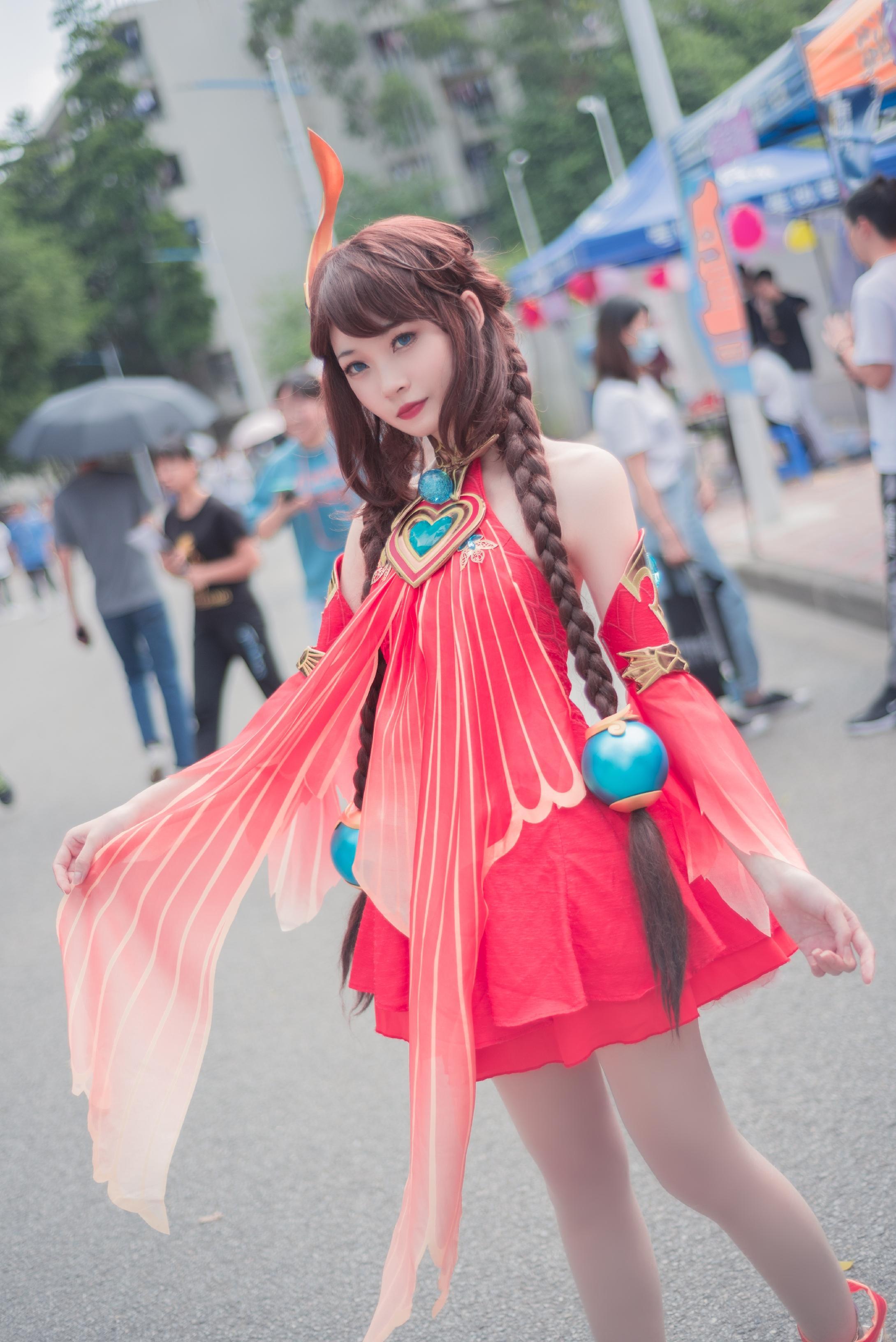 《王者荣耀》王者荣耀大乔cosplay【CN:铅华wr】-第2张