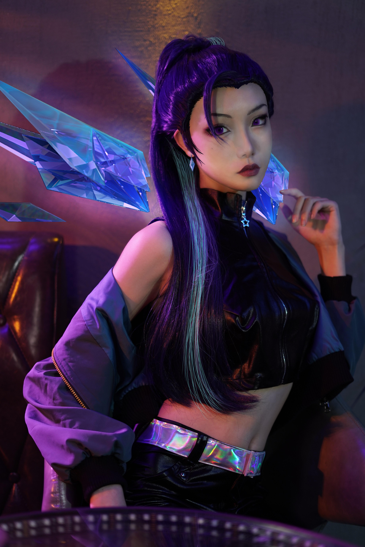 《英雄联盟》教程cosplay【CN:怜小舟】-第2张