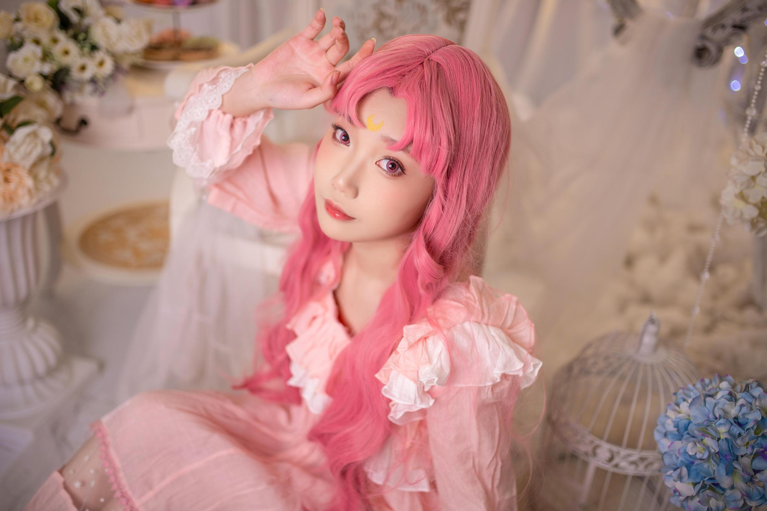 《美少女战士》正片cosplay【CN:月桃氿野】-第2张