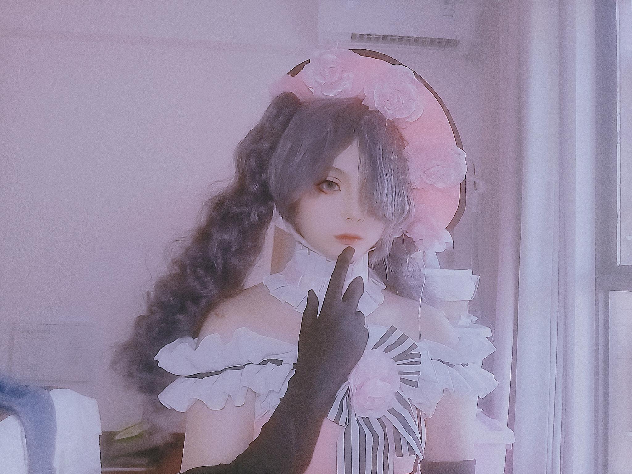 《黑执事》黑执事夏尔cosplay【CN:薯片今天喝可乐了吗】-第4张
