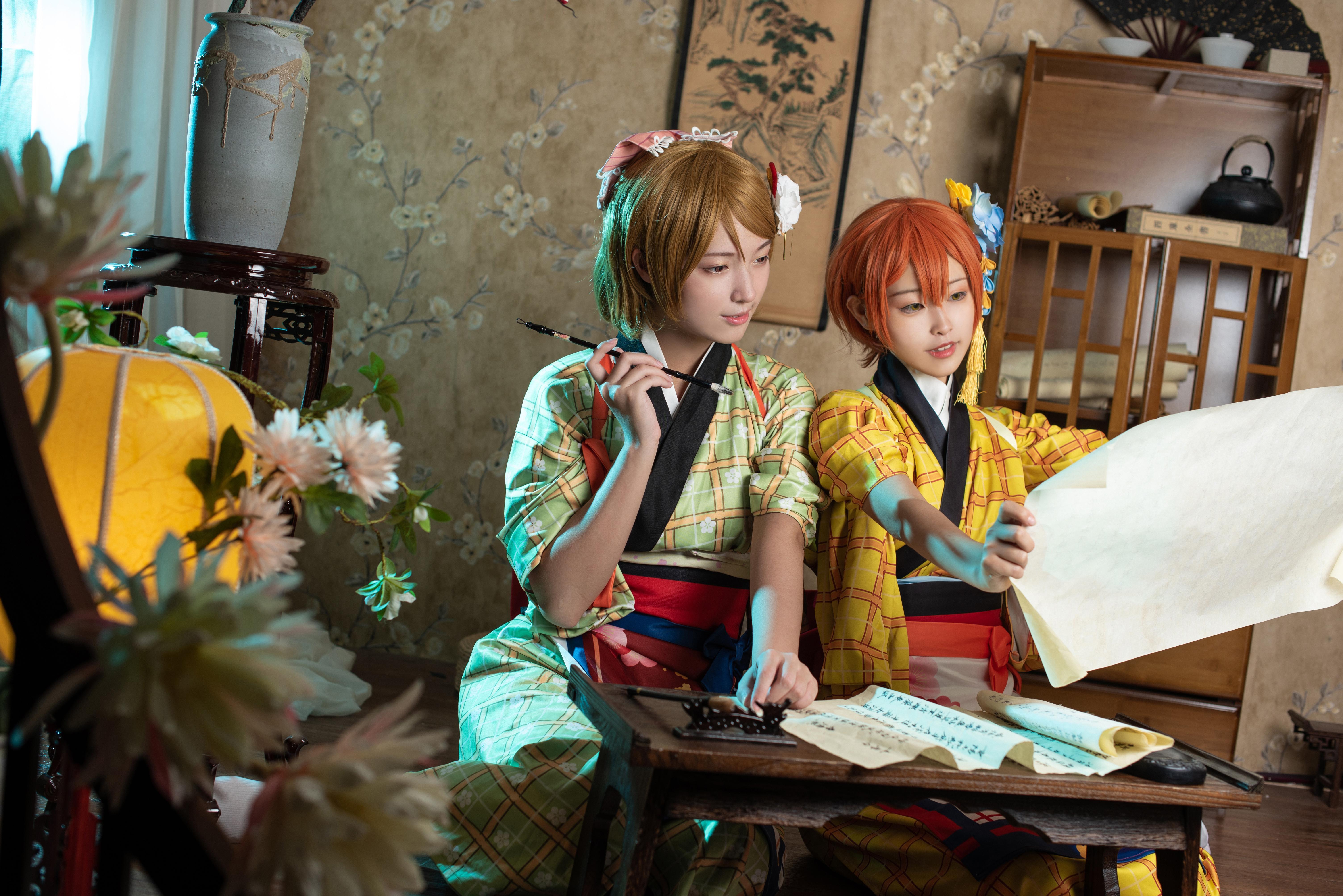 《LOVE LIVE!》正片cosplay【CN:辰苏】-第2张