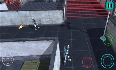 闯关逃生游戏《潜伏逃生》3D版避开守卫寻找逃生路线