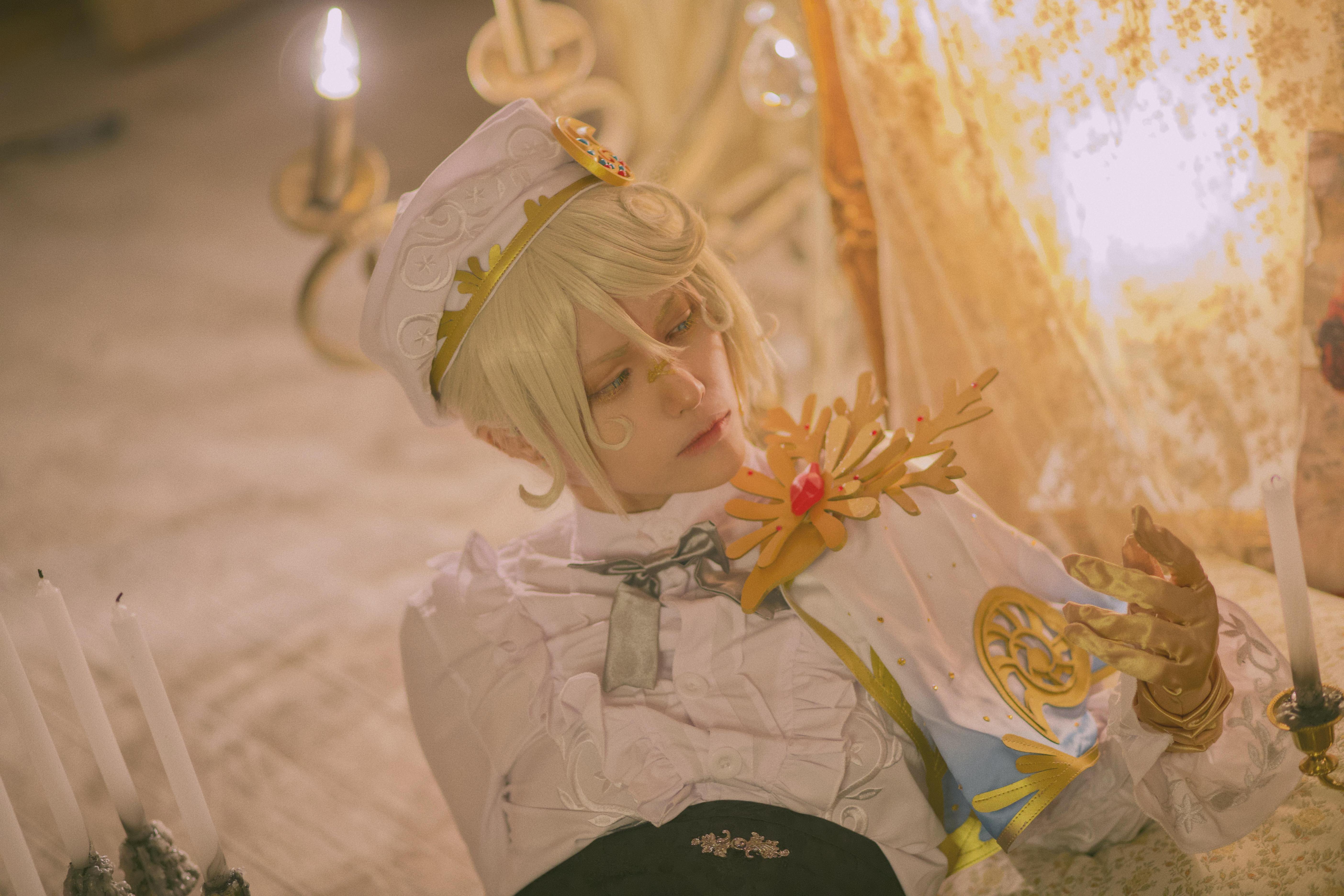 《第五人格》正片cosplay【CN:佑沩ryunta】-第4张