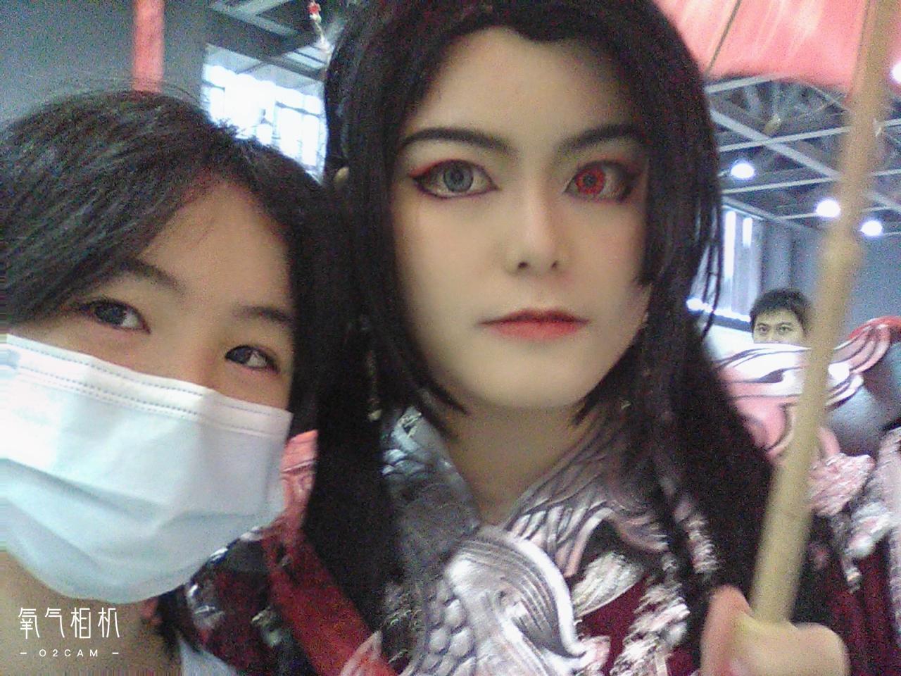 广州漫展cosplay【CN:羽九_kiki】-第9张