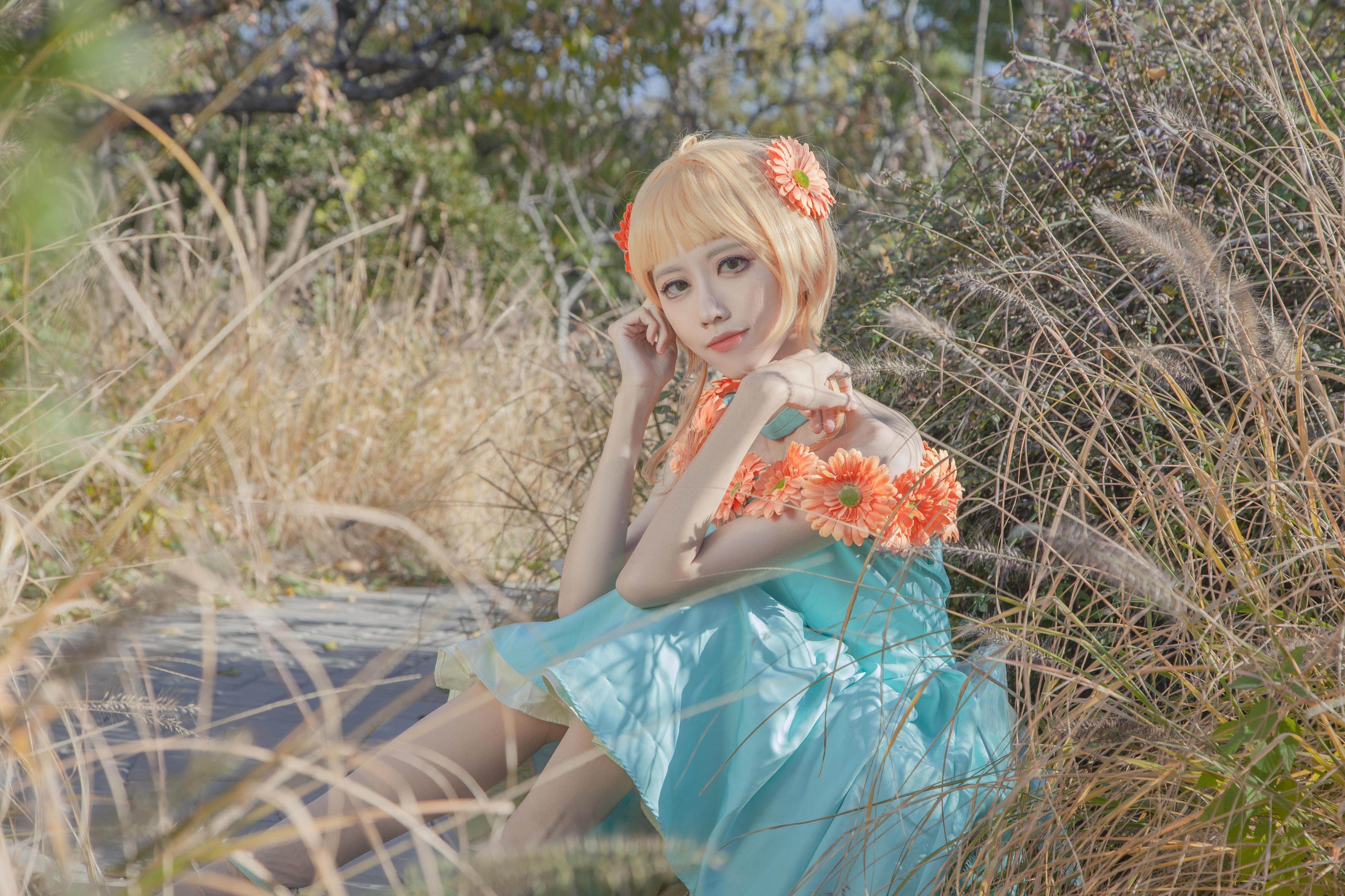 《魔卡少女樱》正片cosplay【CN:Coser_米饭】-第3张