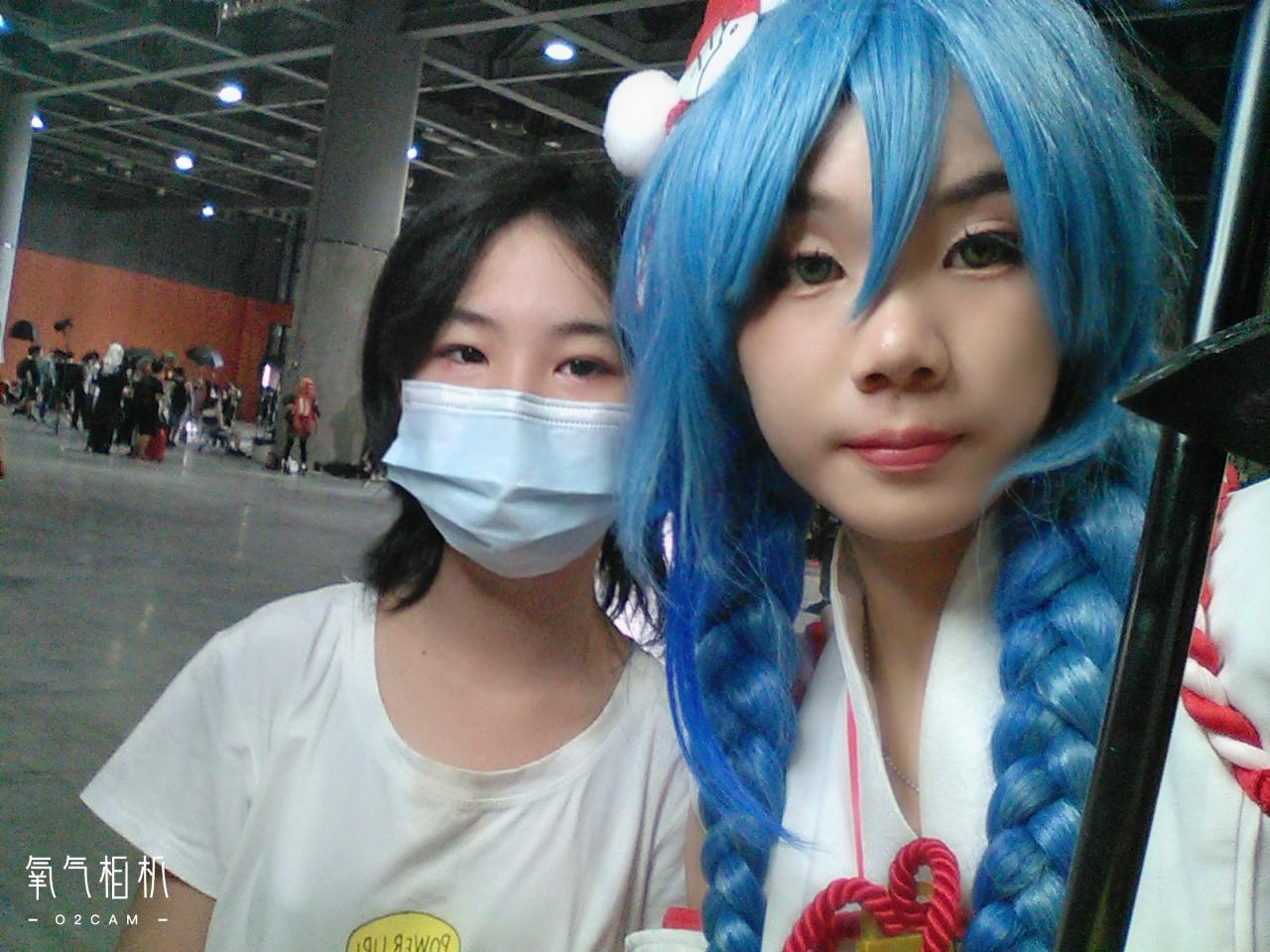 广州漫展cosplay【CN:羽九_kiki】-第2张