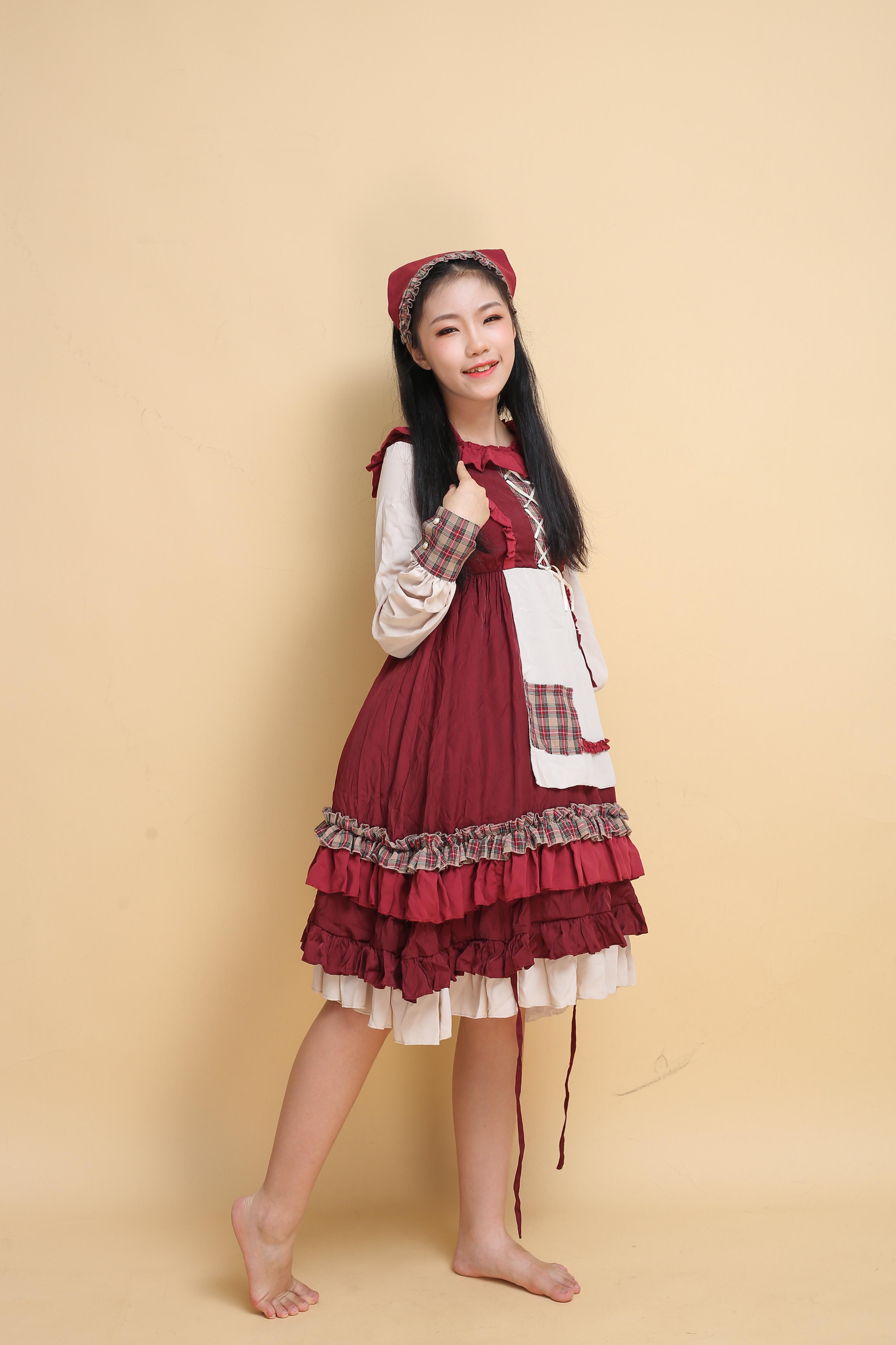 《洛丽塔》少女cosplay【CN:啥也不是的四四】-第2张