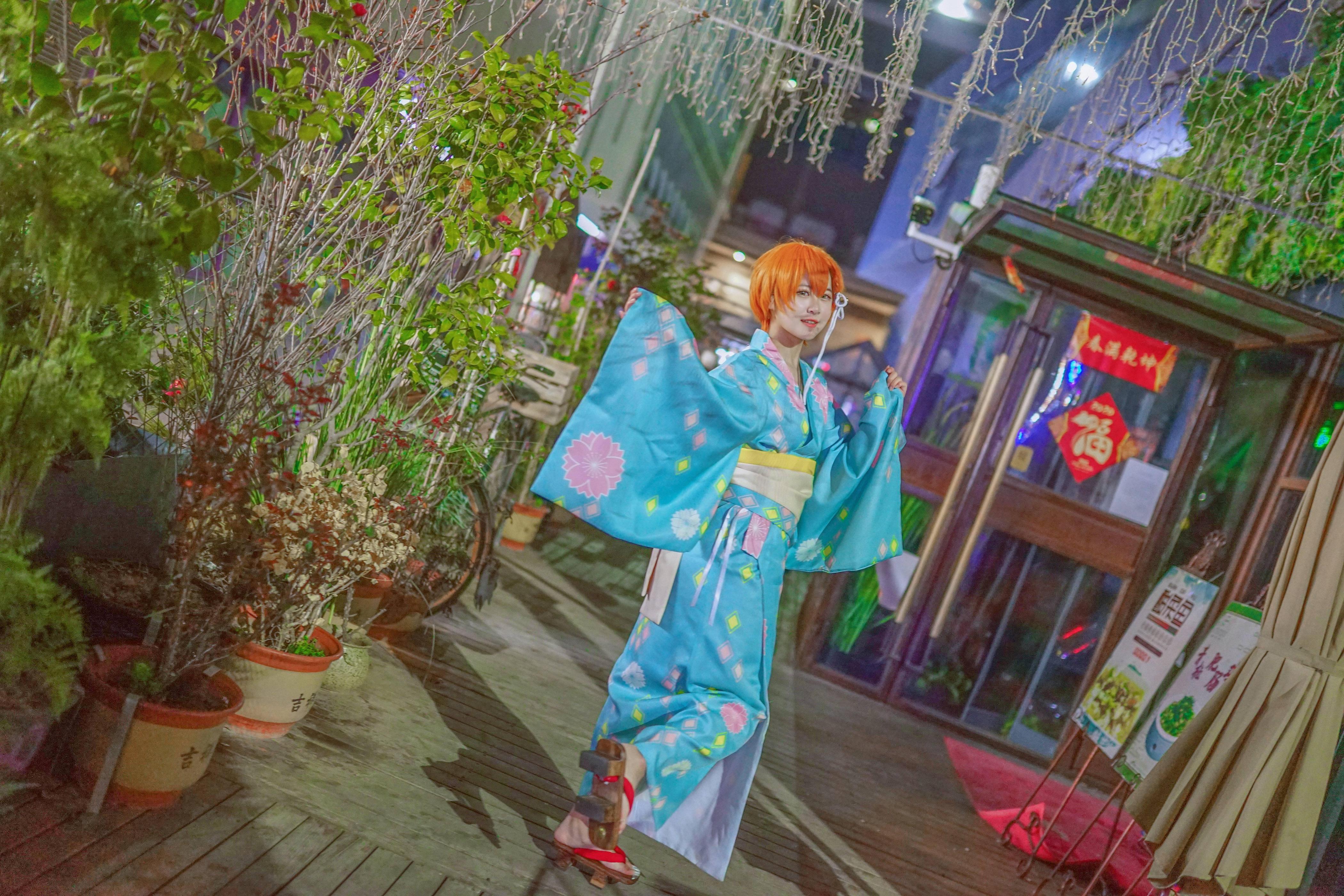 《LOVE LIVE!》萌妹cosplay【CN:_李笑颜Lee】-第7张