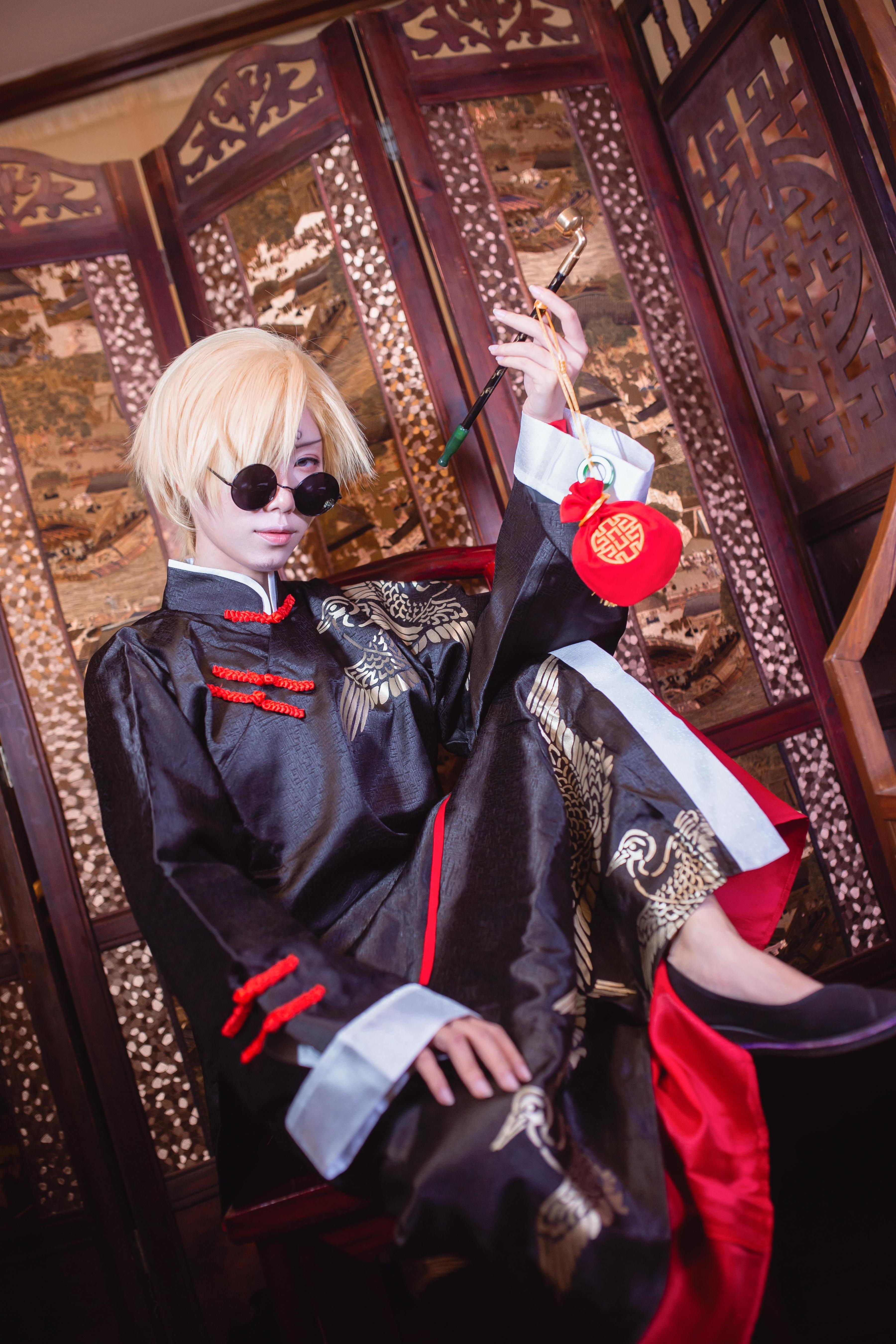 《海贼王》正片cosplay【CN:陌心_】-第7张