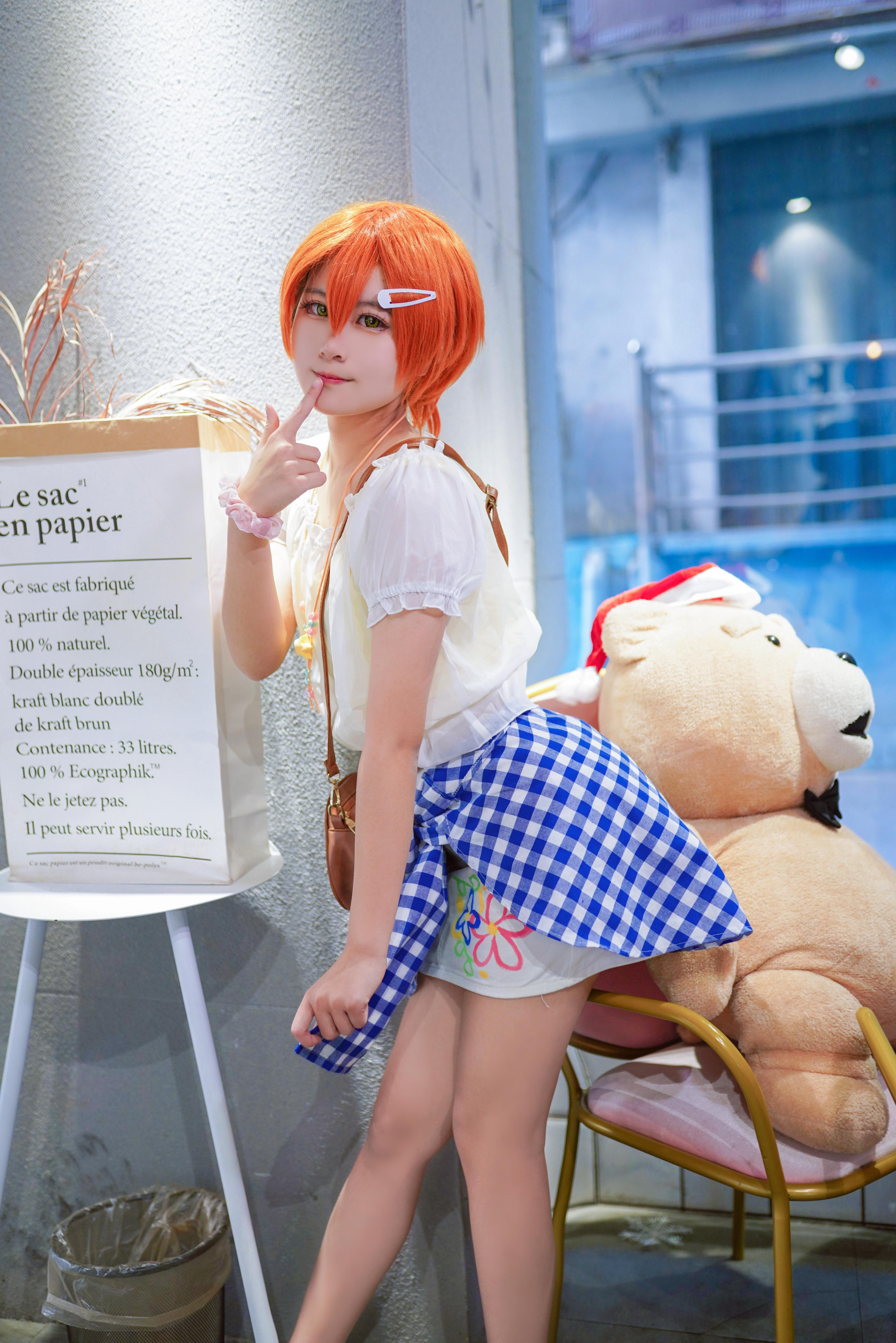 《LOVE LIVE!》少女cosplay【CN:_李笑颜Lee】-第2张